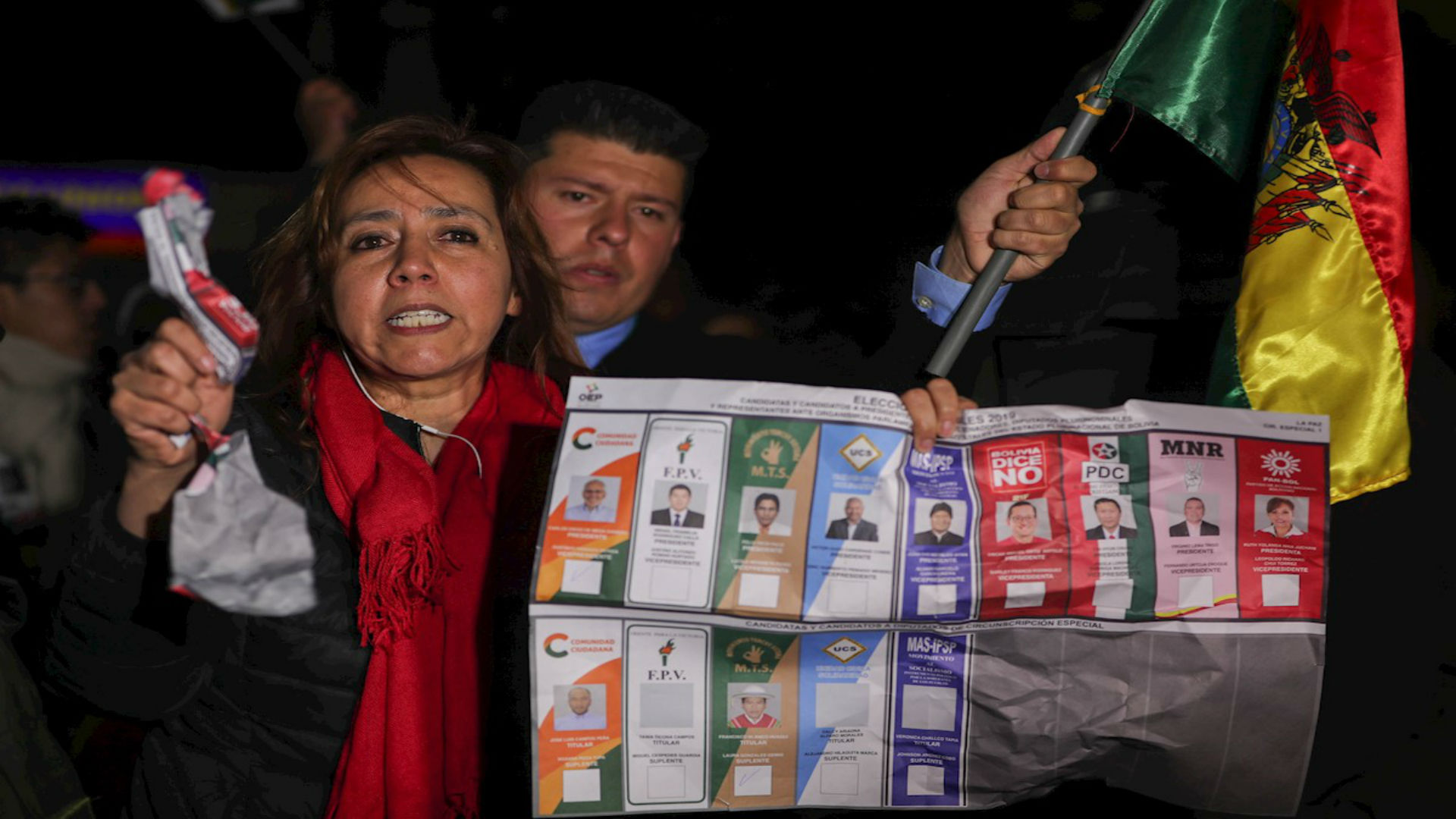 La OEA convoca sesión de emergencia por la situación de Bolivia