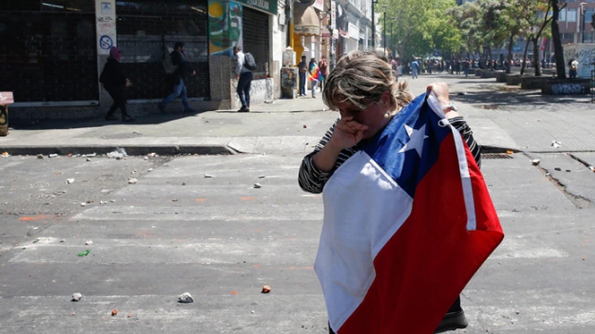 Asciende a 18 la cifra de muertos durante protestas en Chile