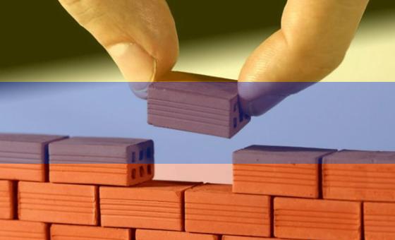 """""""La gente lo que quiere es construir"""", por Roberto Patiño"""