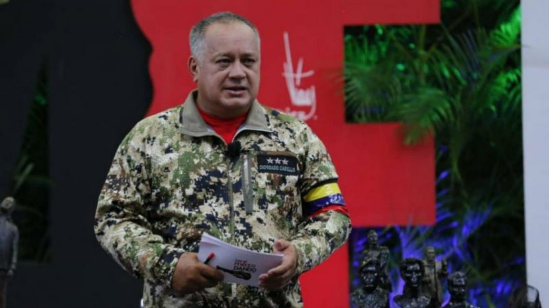 Diosdado Cabello propone sancionar a ONG financiadas desde EEUU