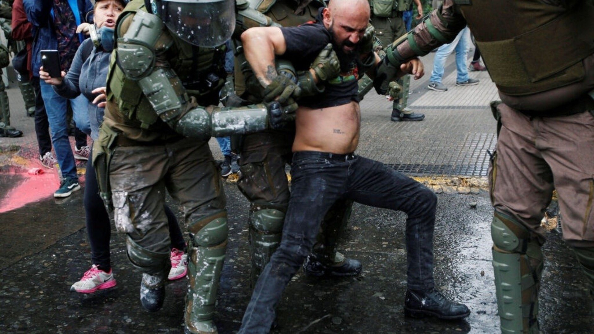 Asciende a 11 los muertos por estallido social en Chile