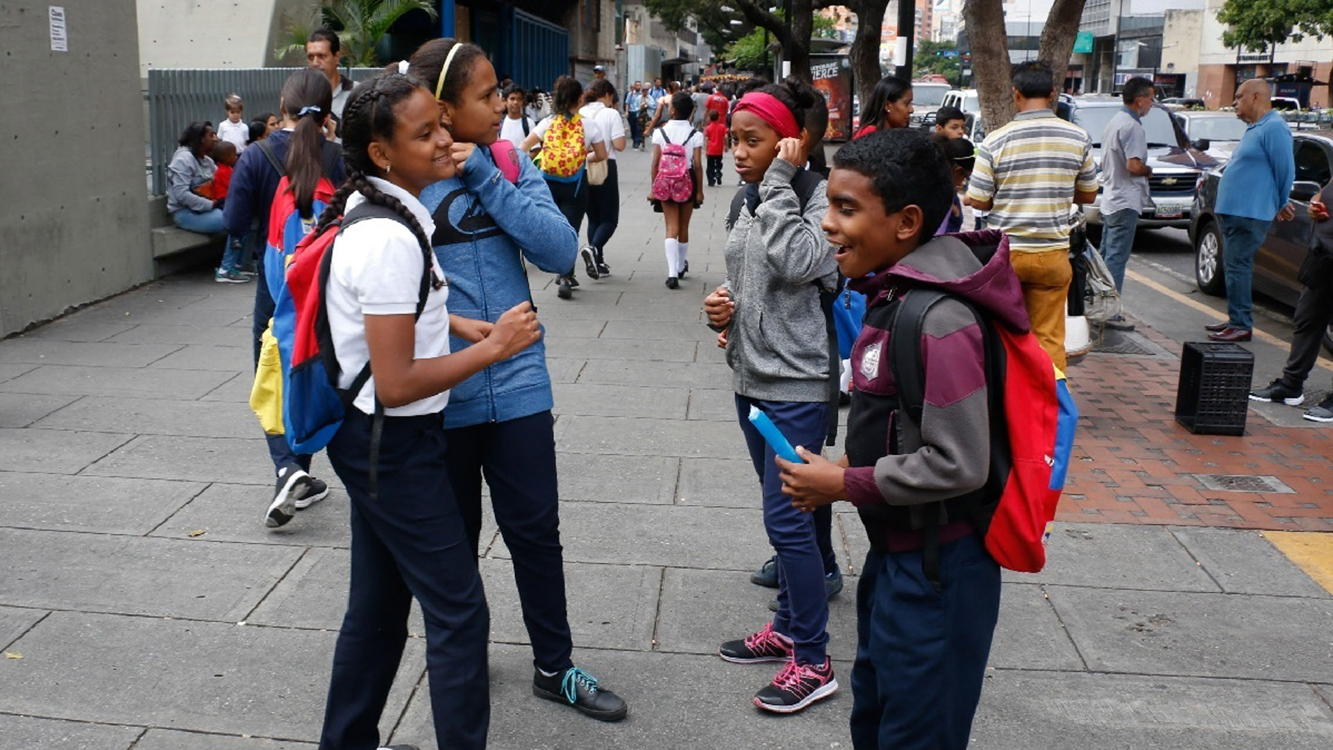 UNICEF indicó que se necesitan $60 millones para matricular a 60 mil niños venezolanos