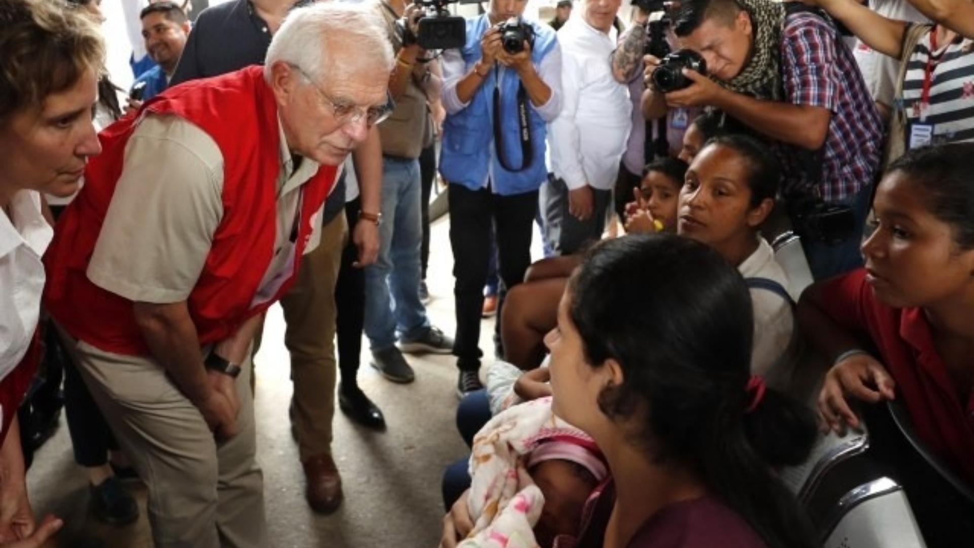 España donará 50 millones de euros para paliar la crisis migratoria venezolana