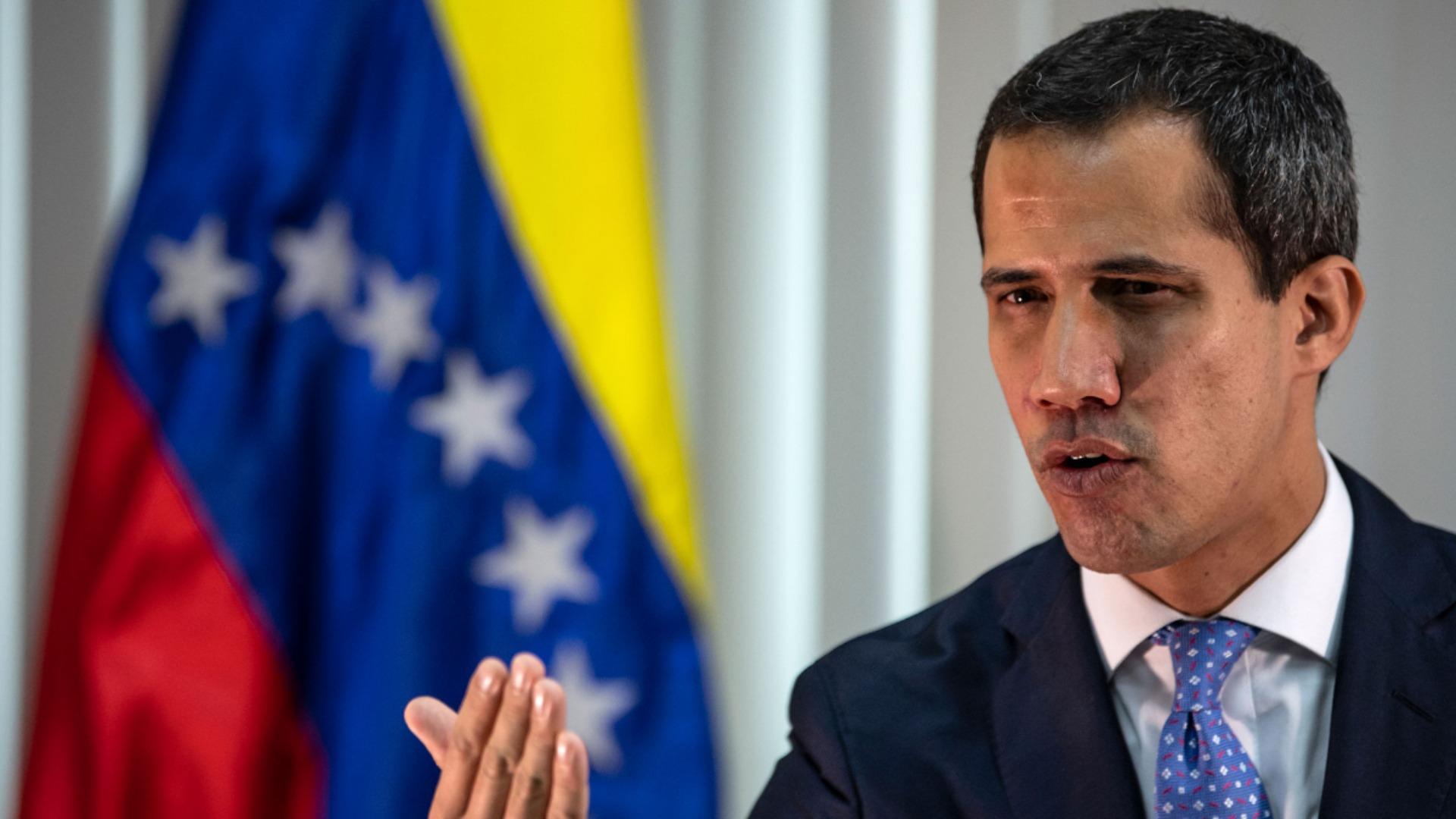 Guaidó: La solución a la crisis venezolana pasa por una elección presidencial libre