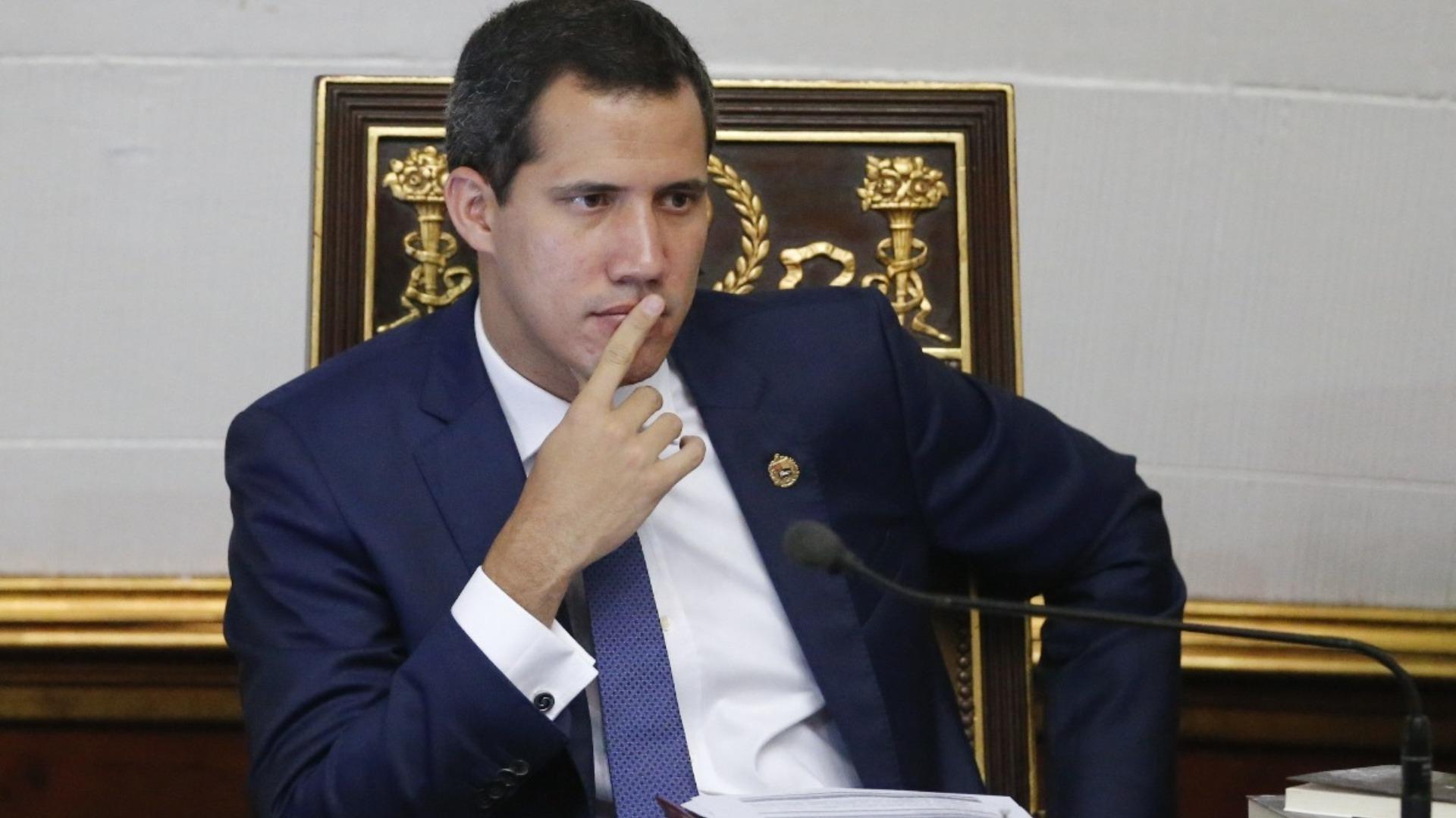 Guaidó a Alberto Fernández: