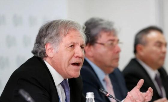 [COMUNICADO] OEA pide calma ante crisis en Perú y ve