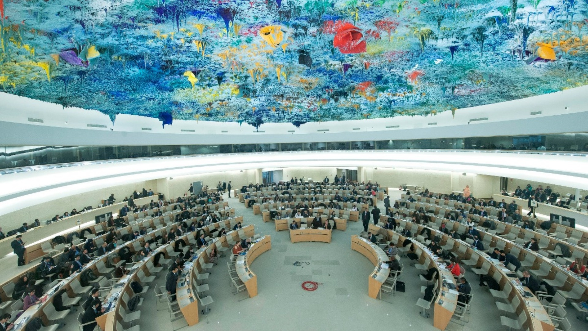 El sindicato de dictadores de la ONU, por Brian Fincheltub
