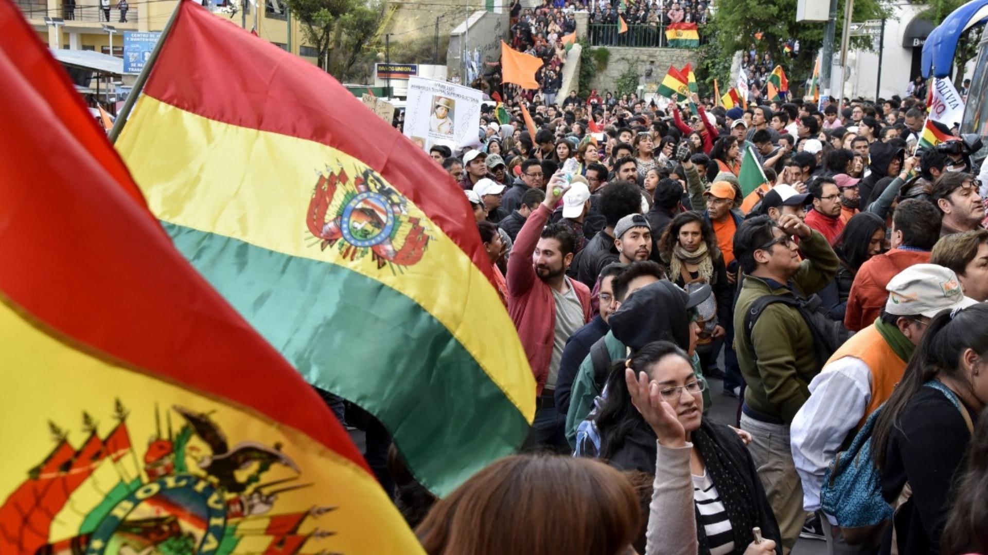 Elecciones generales en Bolivia serán el primer domingo de mayo