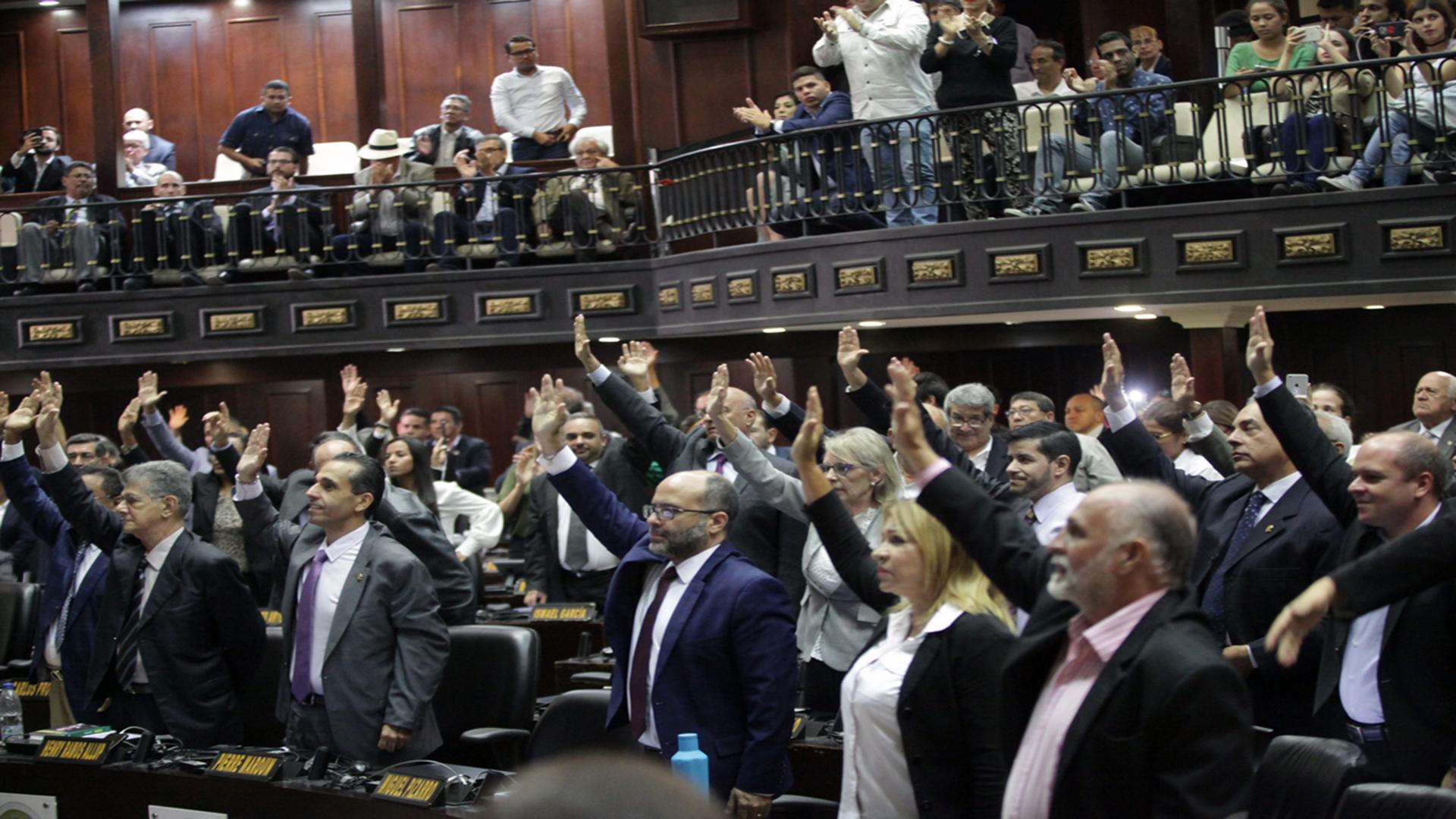 Chavismo y oposición mueven sus fichas en la AN para renovar el Poder Electoral