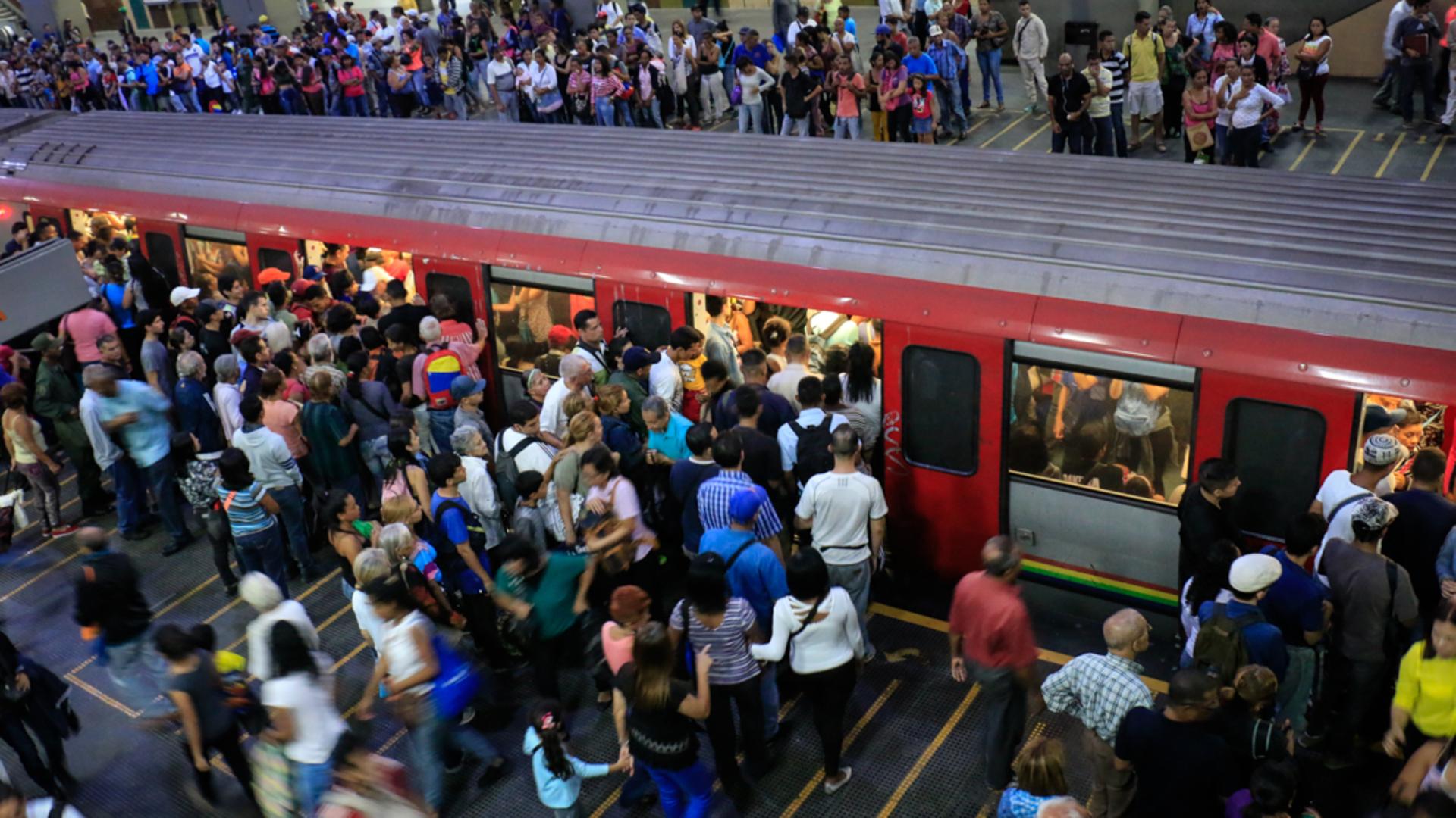 Metro de Caracas anuncia aumento de pasaje a Bs. 1.000 a partir de este lunes