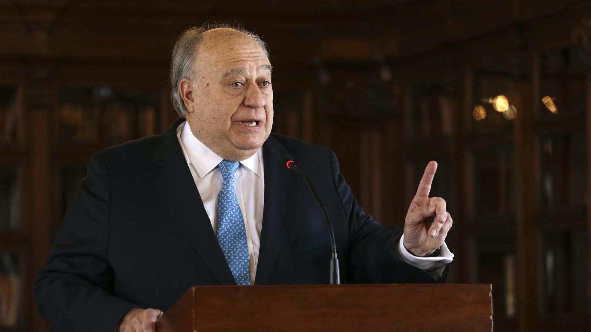 """Calderón Berti en una carta a Guaidó: """"Se ha menospreciado a nuestros aliados esenciales"""""""