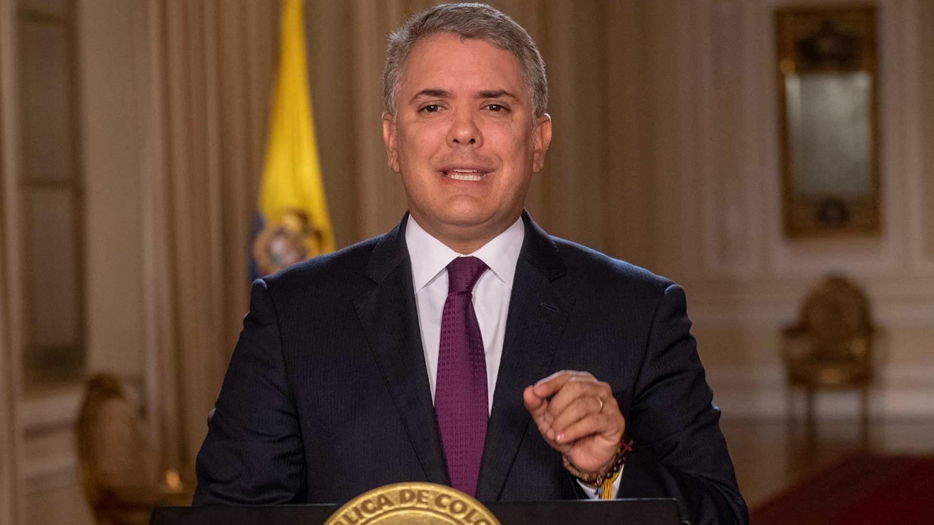 Iván Duque: Hablaron los colombianos y el Gobierno los escucha