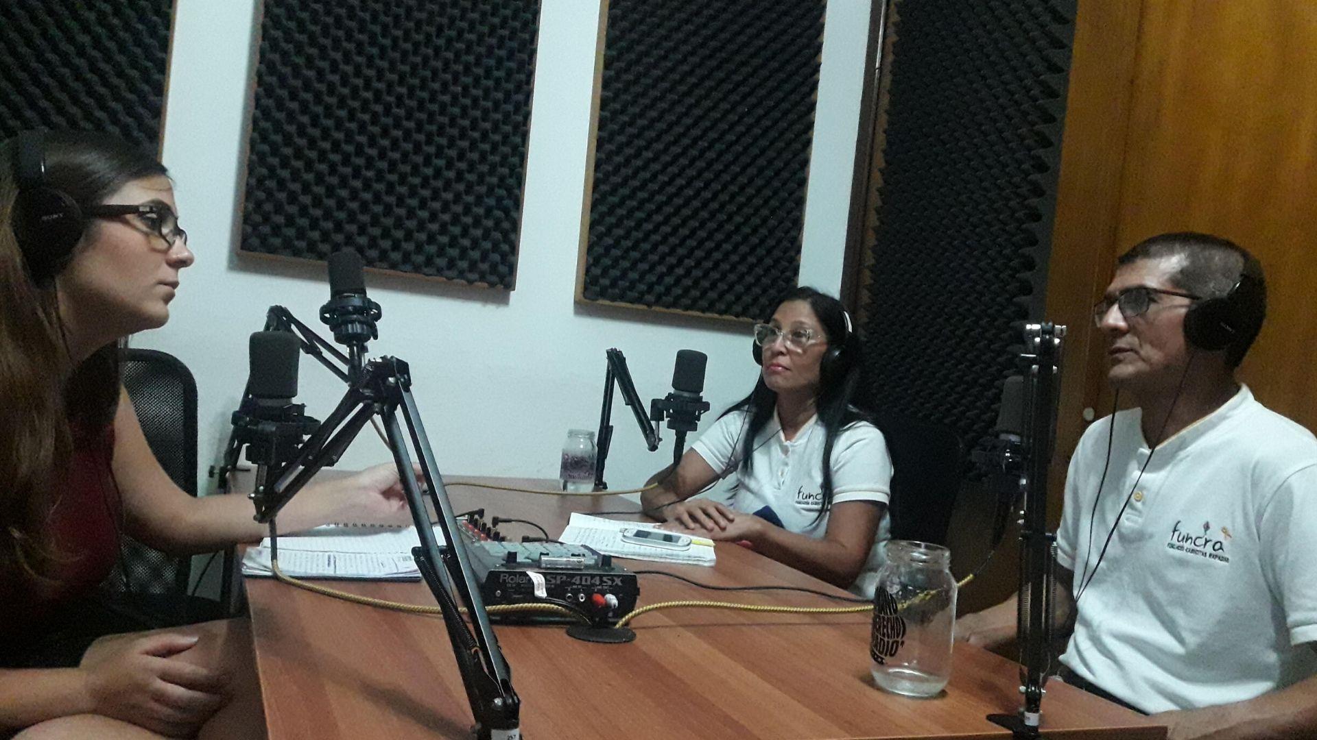Humano Derecho #142 con Yelitza Centeno y Emilio Altuve de la Fundación Cabecitas Rapadas