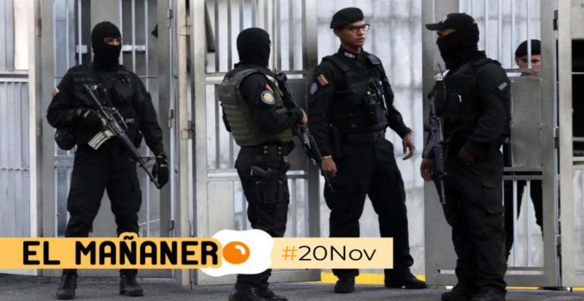 El Mañanero de hoy #20Nov: Las 8 noticias que debes saber