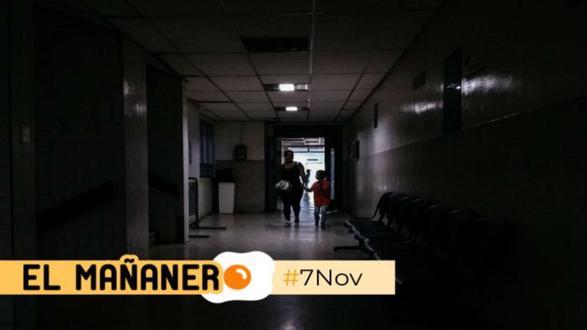 El Mañanero de hoy #7Nov: Las 8 noticias que debes saber