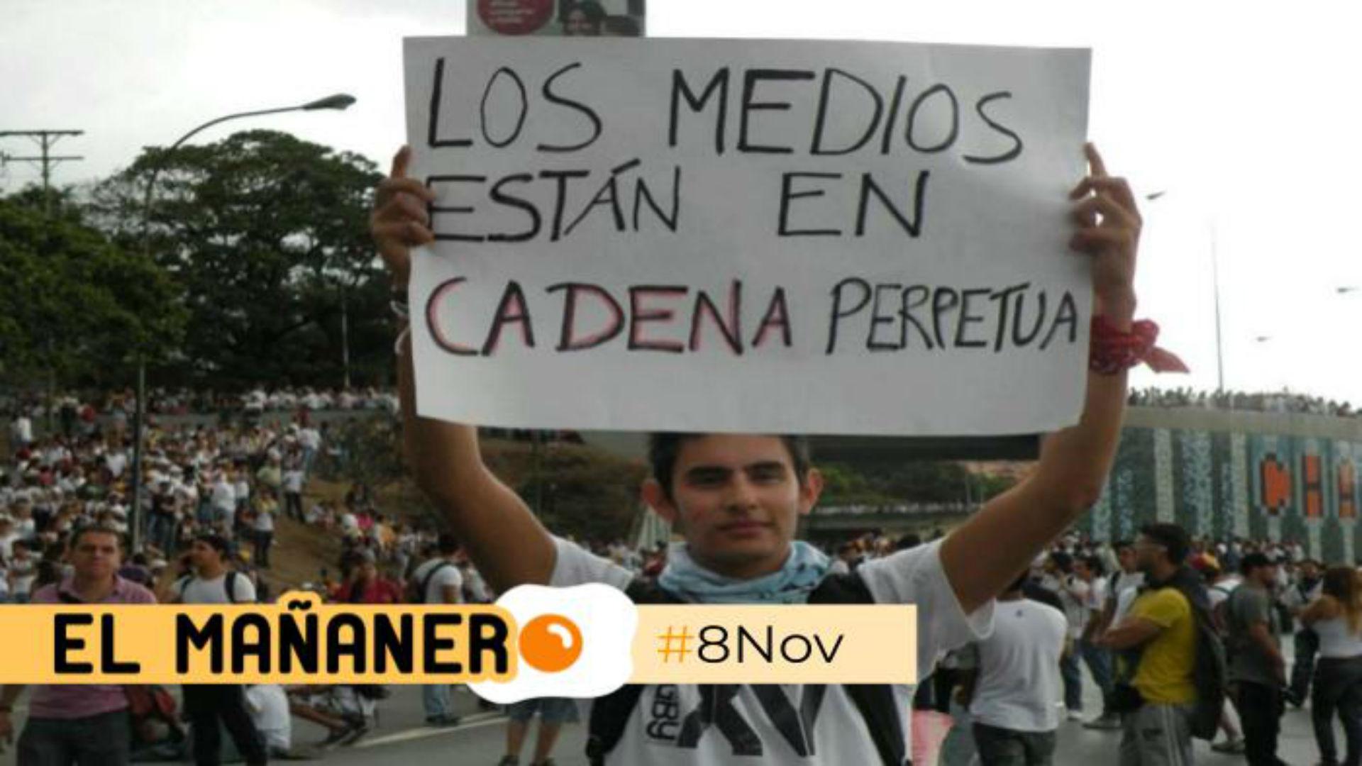 El Mañanero de hoy #8Nov: Las 8 noticias que debes saber