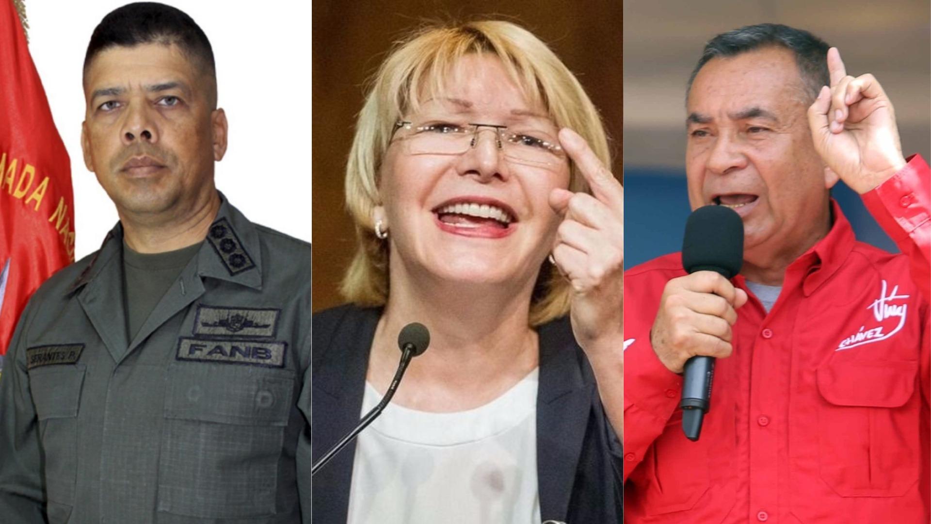 Ortega Díaz tomará acciones contra Justo Noguera y un almirante por la masacre de Ikabarú