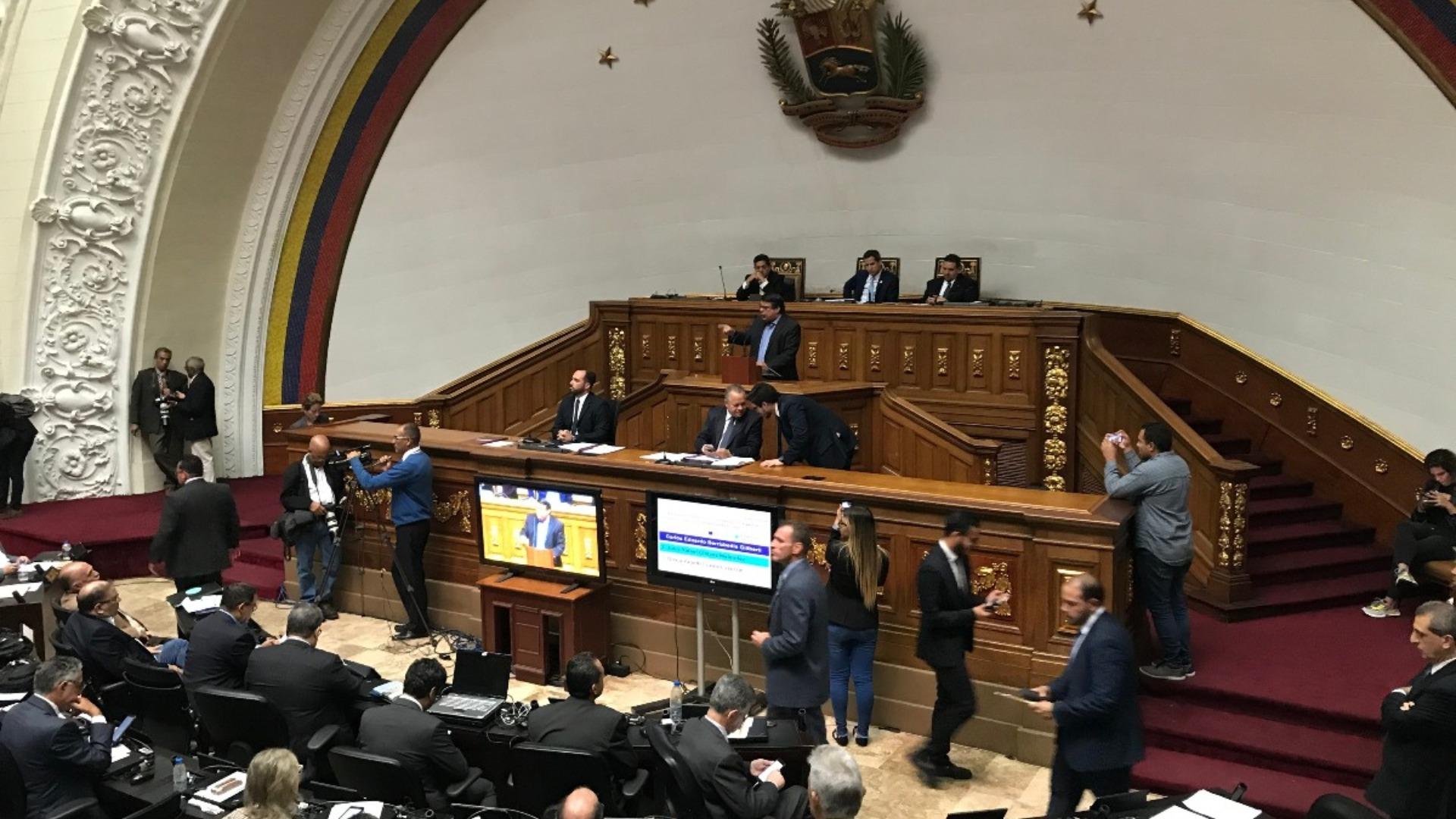 Asamblea Nacional aprueba Comisión Preliminar electoral