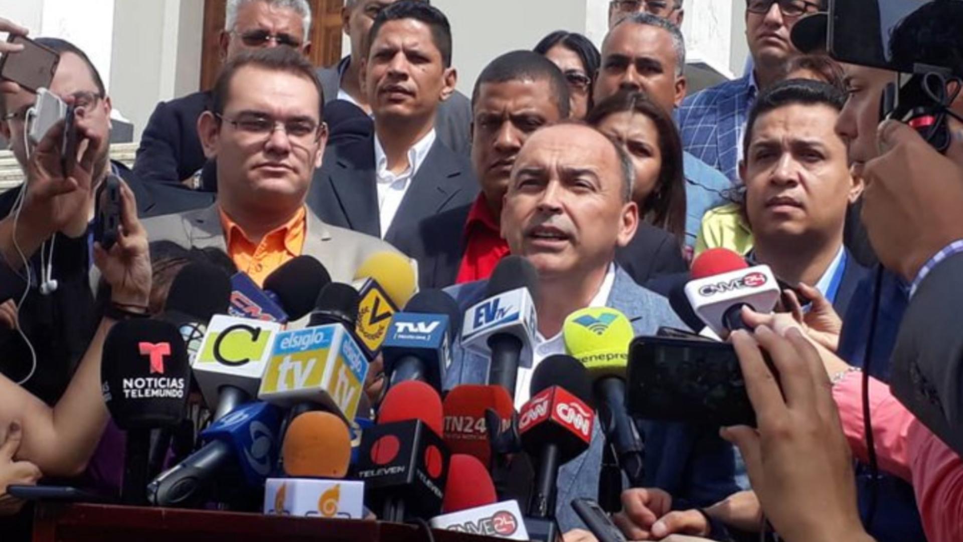 Chavismo participará en el Comité de Postulaciones electoral