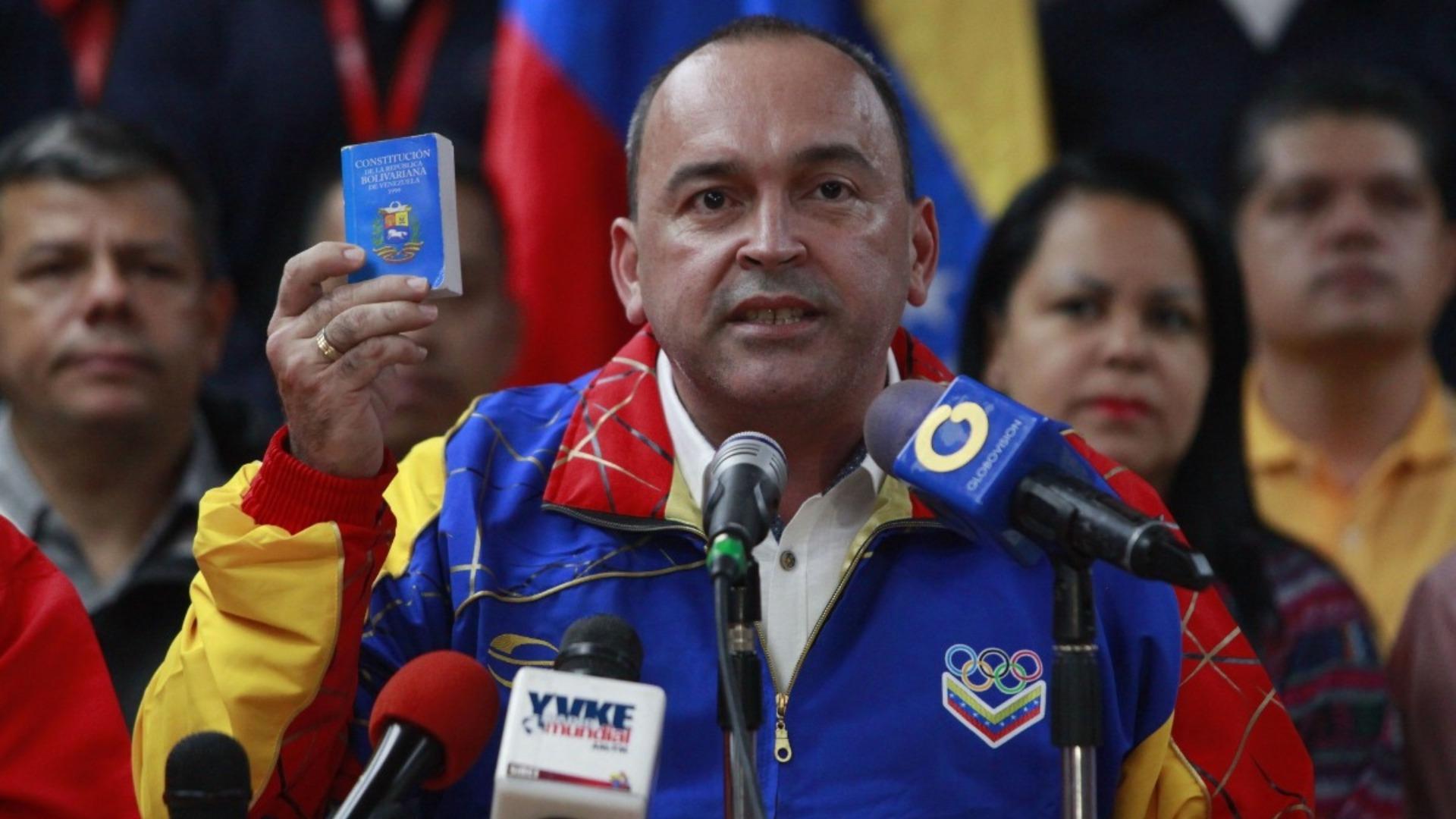 Francisco Torrealba advirtió que el TSJ podría renovar el CNE