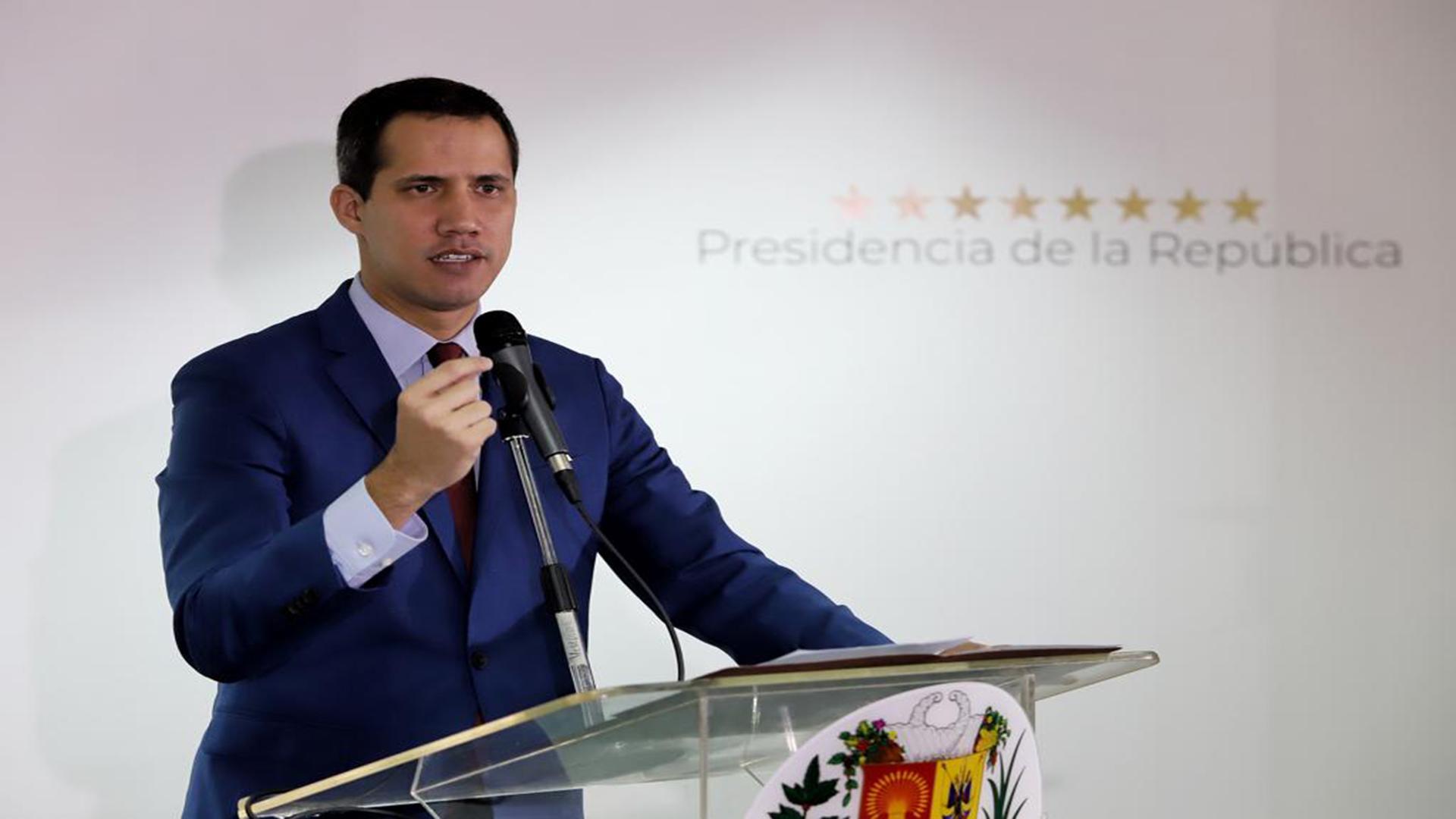 Guaidó asegura que después del #16Nov habrá otras convocatorias de protesta