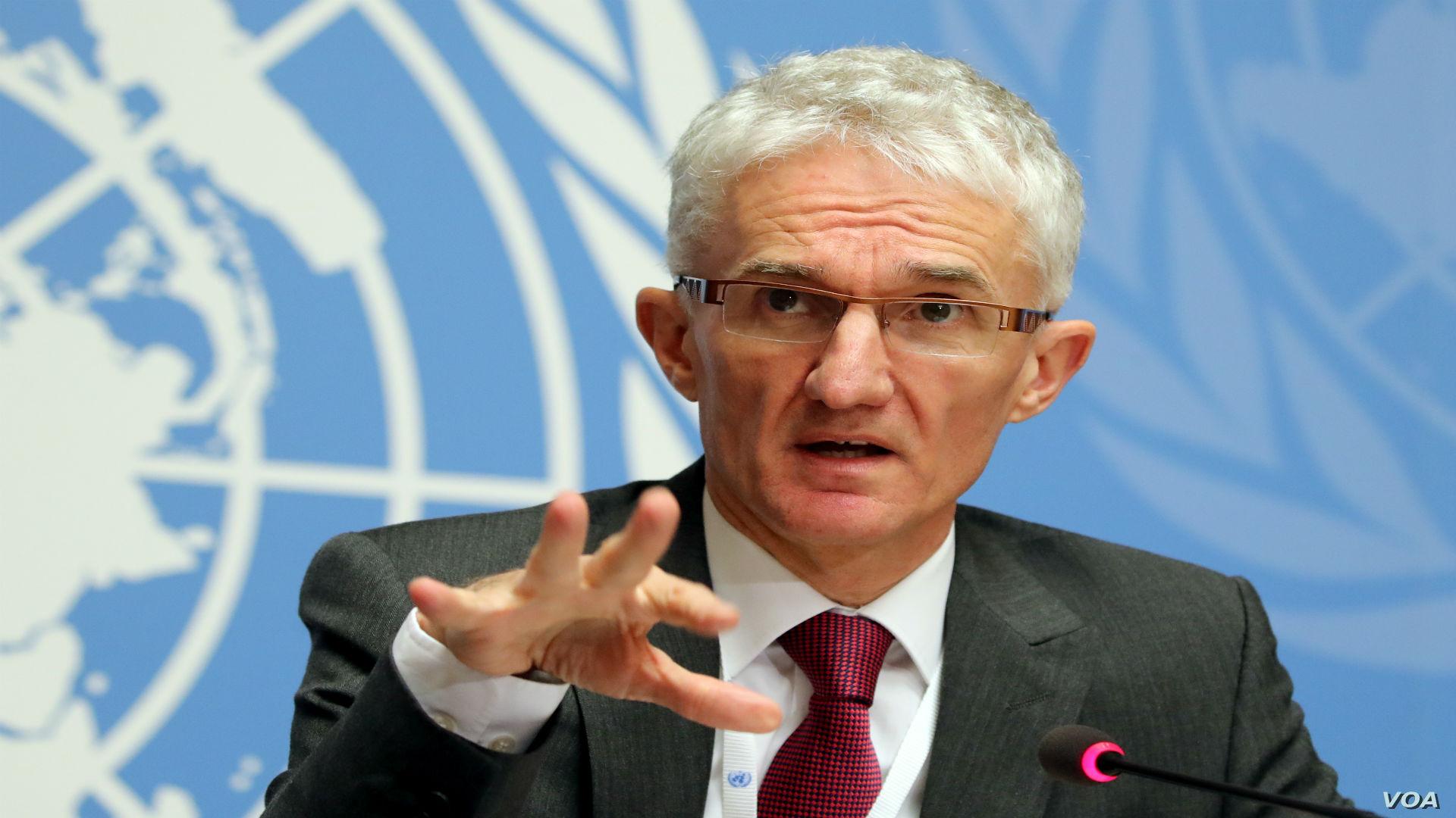 Jefe humanitario de ONU apuesta por
