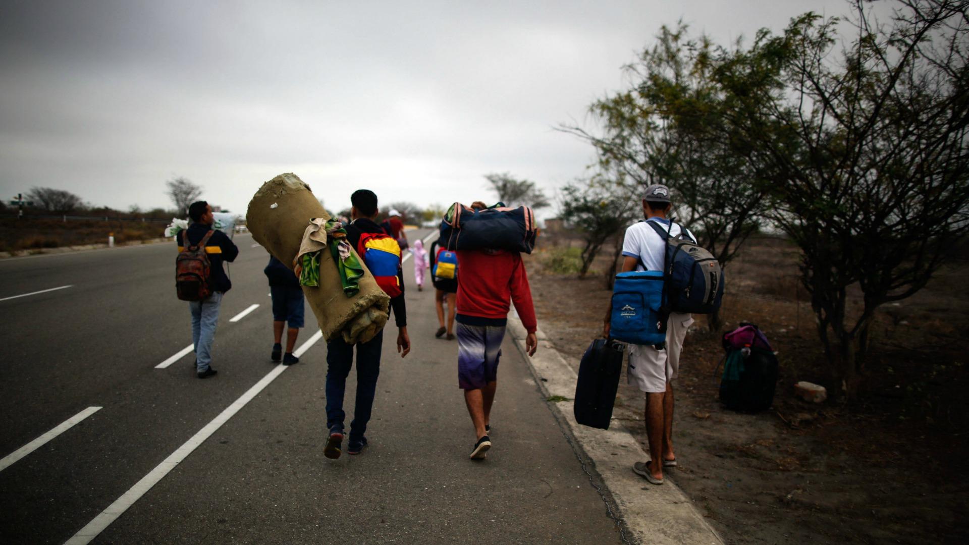 Instituto Brookings: Crisis de refugiados venezolanos se convertirá en la más grande de la historia moderna
