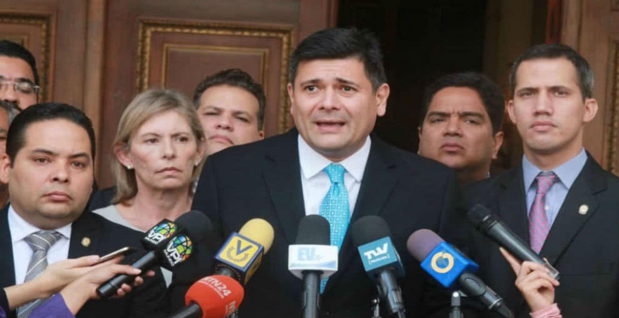 Freddy Superlano desmintió ser el nuevo embajador de Venezuela en Colombia