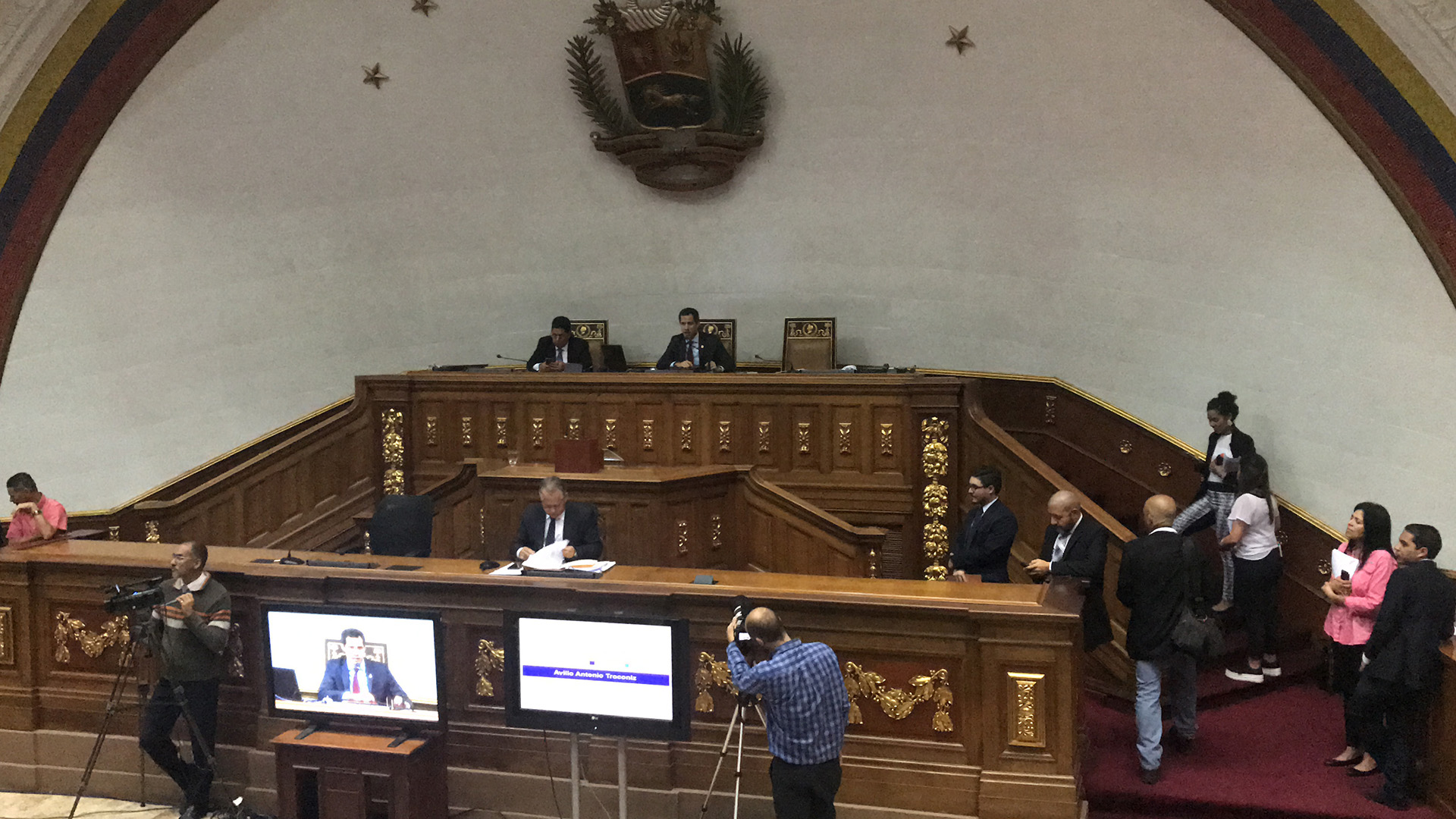 Unión Interparlamentaria condenó persecución contra diputados de la AN