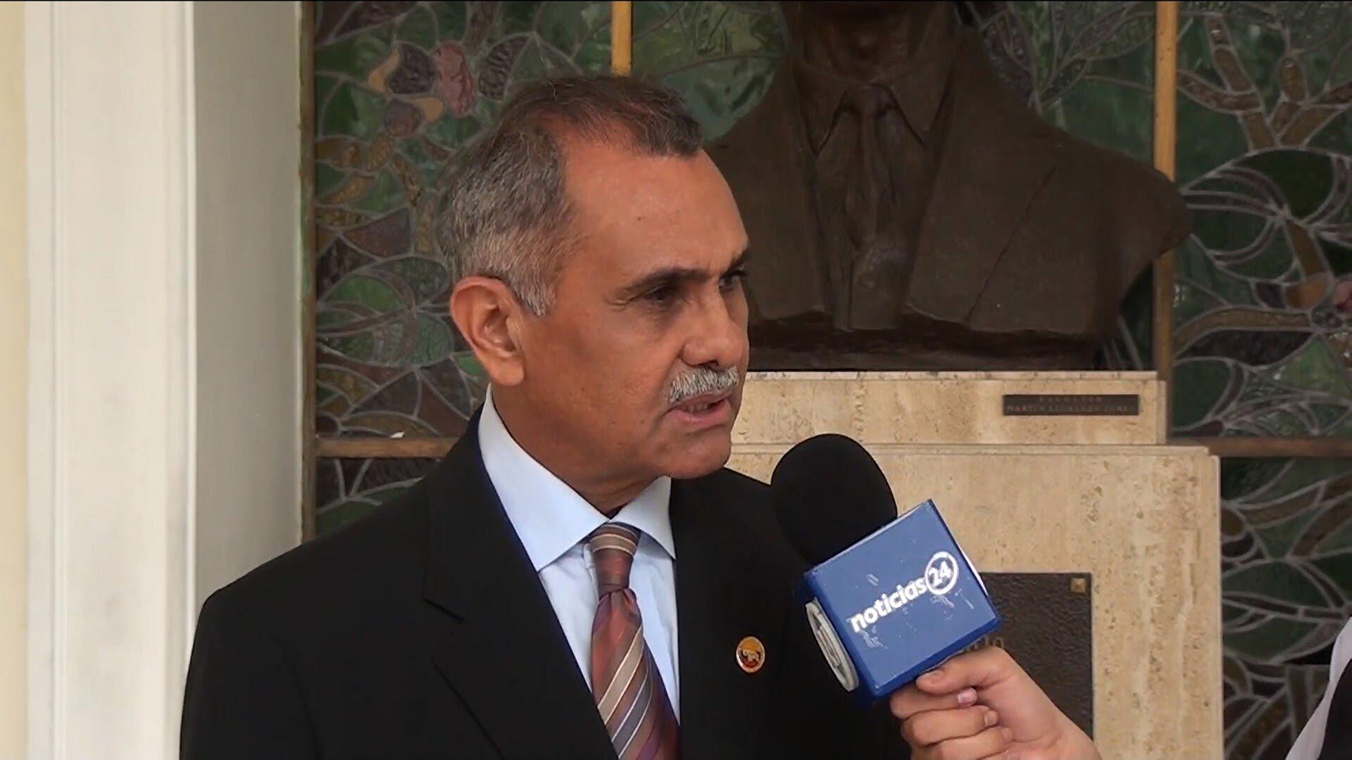 Diputado Eustoquio Contreras propone una Junta Directiva de la AN consensuada entre chavismo y oposición