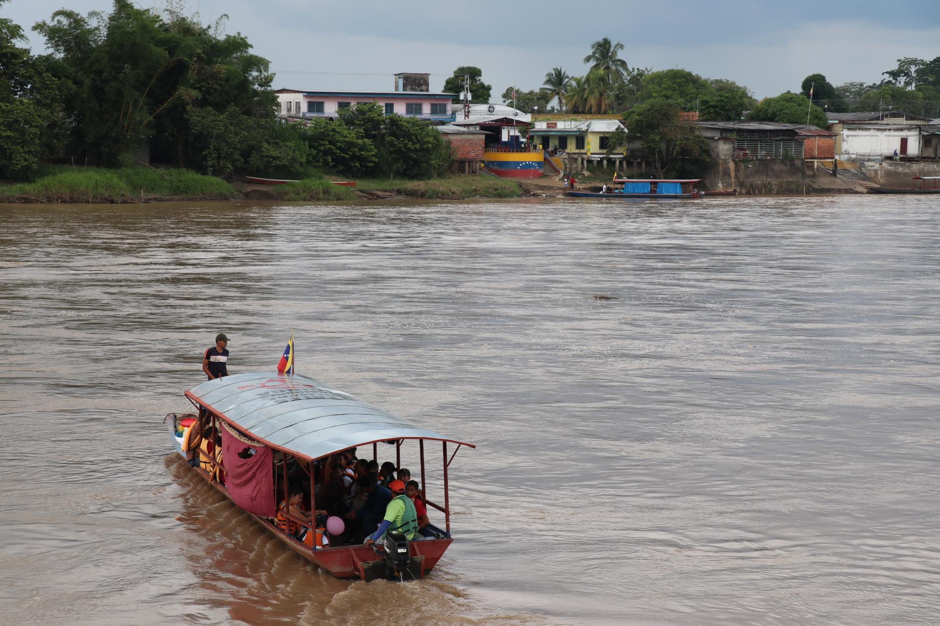 En Amazonas la desnutrición también afecta a los indígenas adultos