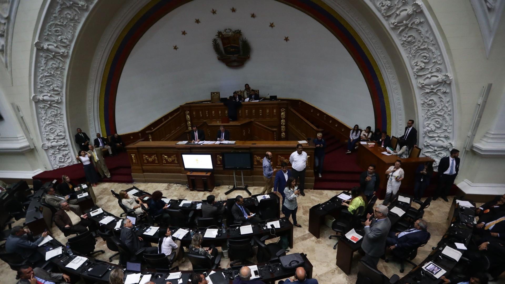 La carta misteriosa que los diputados de oposición enviaron a Guaidó
