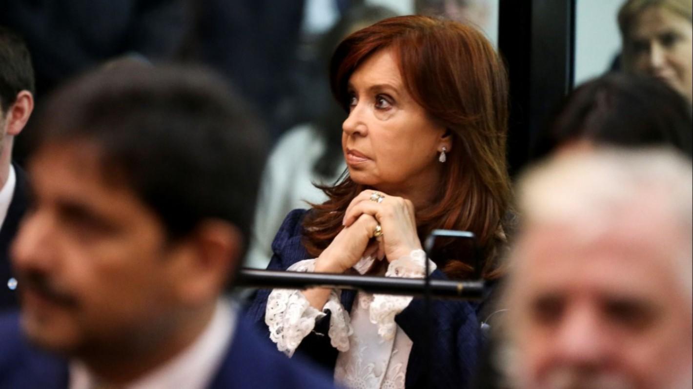Anuncian nuevo juicio oral contra Cristina Fernández