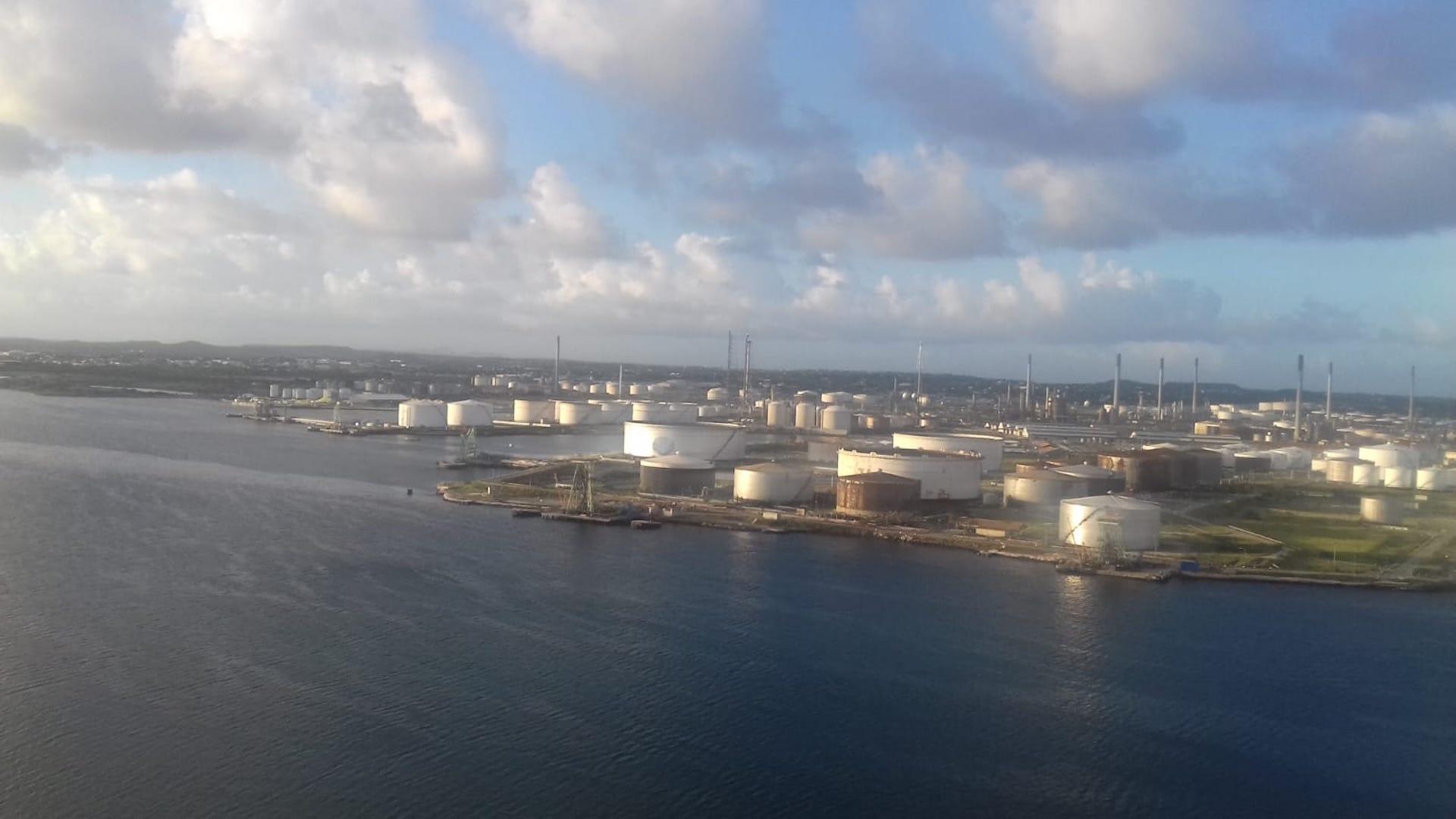 Curazao cesará contrato de Pdvsa para operar la refinería Isla este 31 de diciembre