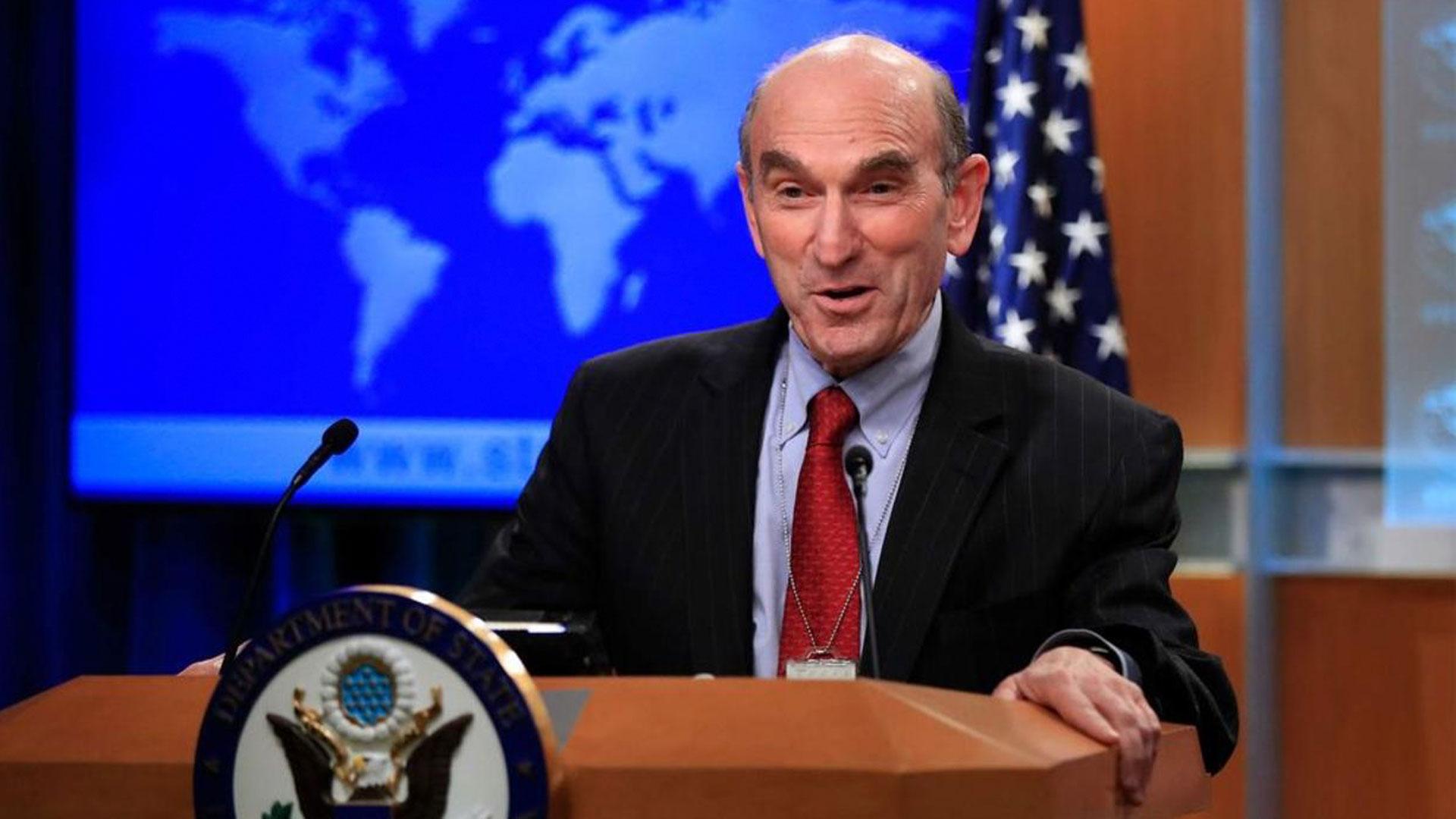 Abrams: EE.UU. continuará y fortalecerá las sanciones a Venezuela