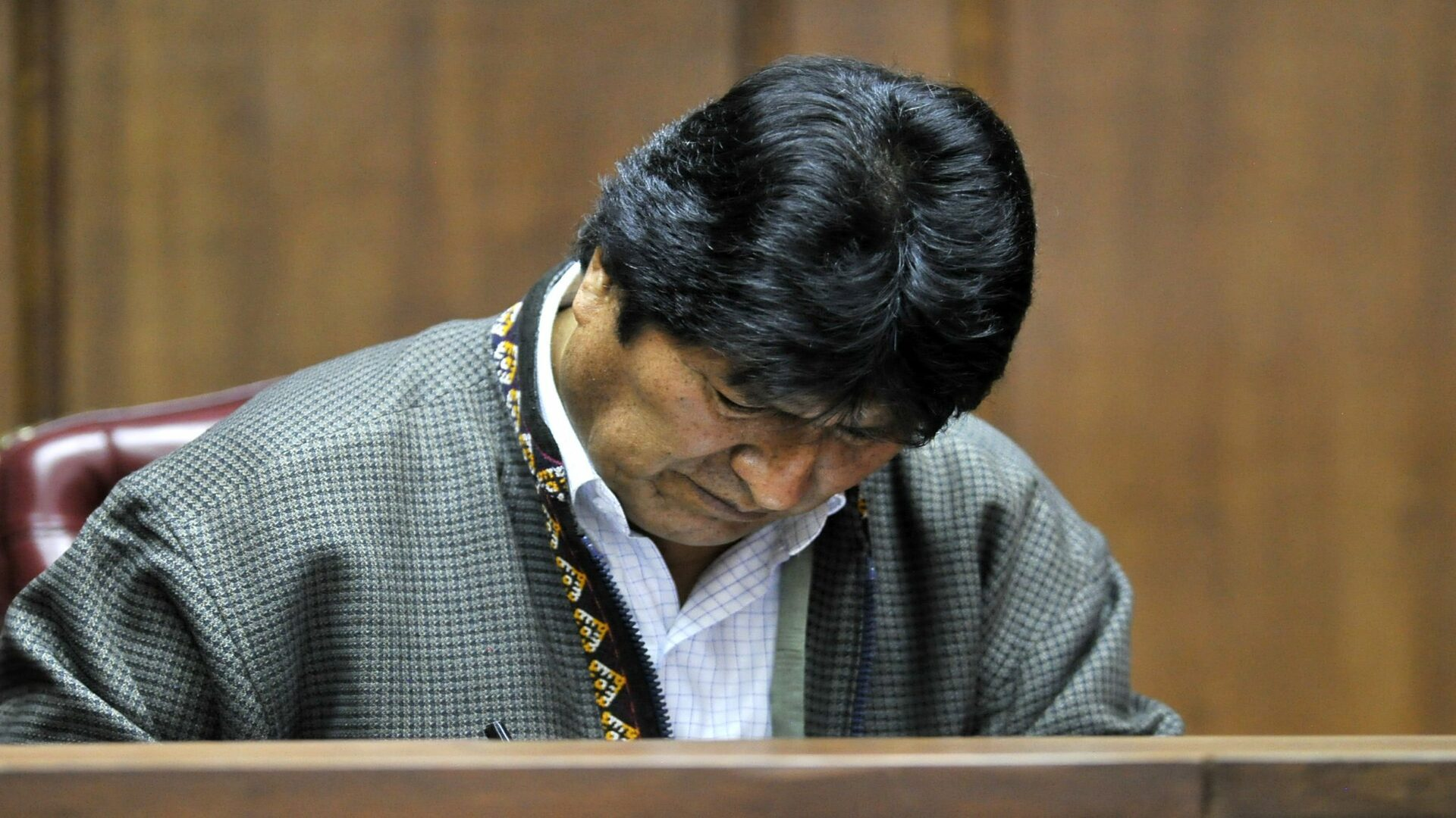 Evo Morales viaja a Cuba para una «consulta médica»