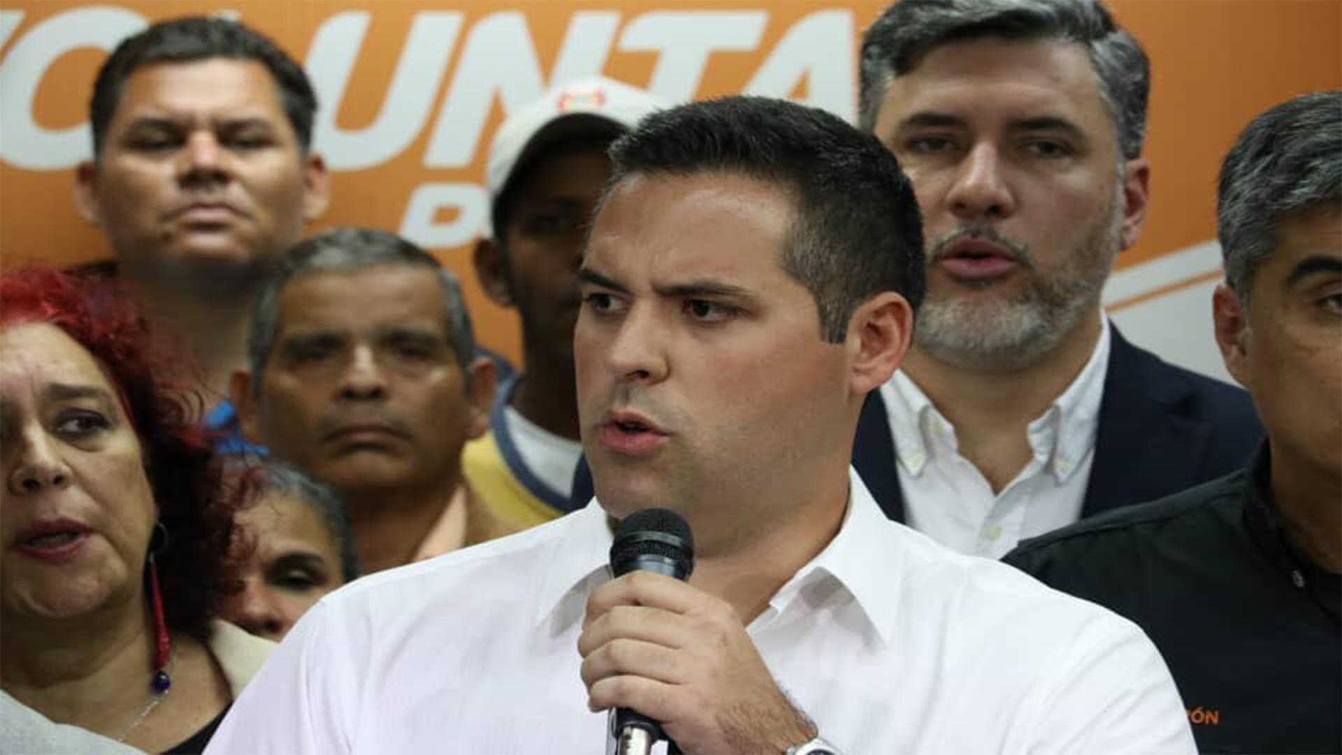 Voluntad Popular denuncia plan de compra de diputados para votar en contra de Guaidó el 5 de enero