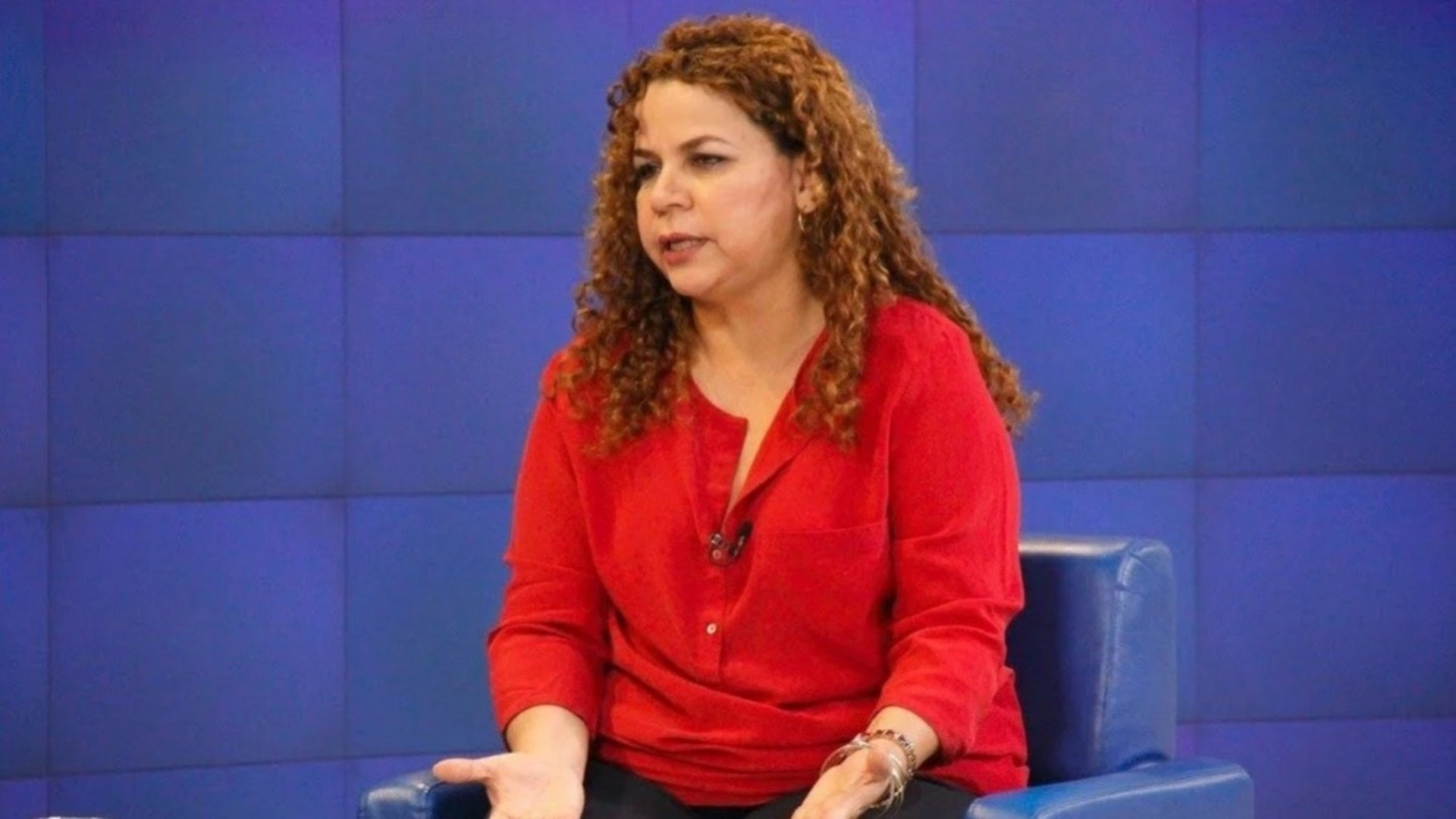 "Iris Varela negó la existencia de ""pranes"" en las cárceles venezolanas"