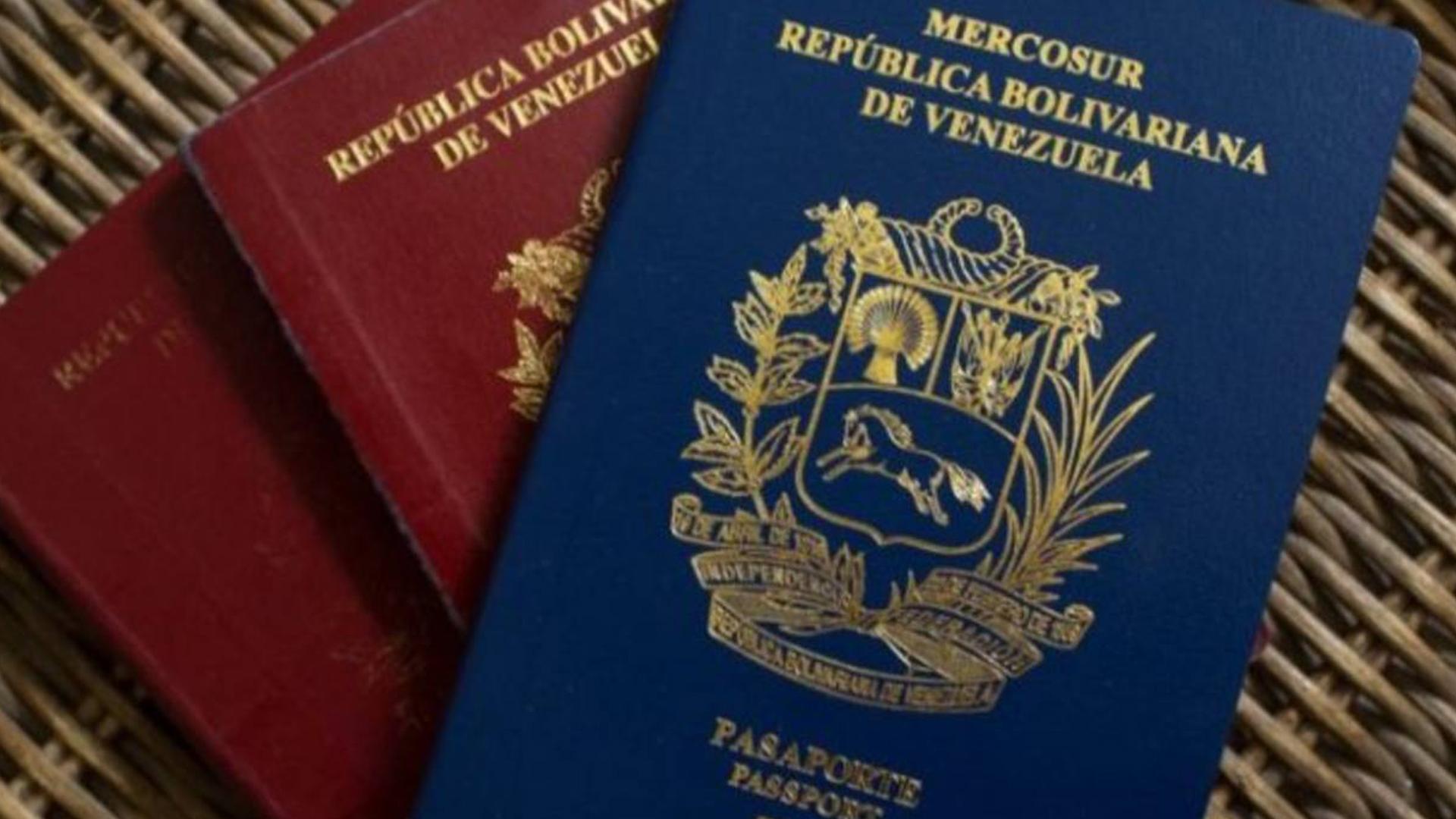 Saime aumenta el precio del pasaporte a 14 millones de bolívares