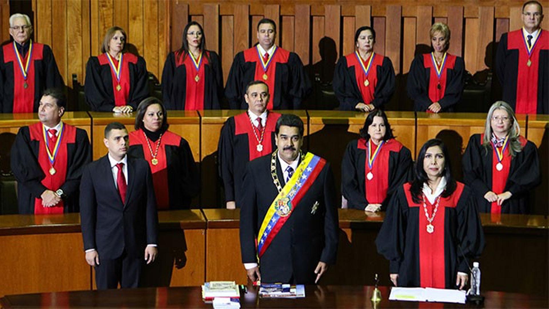 TSJ decidirá antejuicio de mérito contra cuatro diputados de la AN en Sala Plena el #16Dic