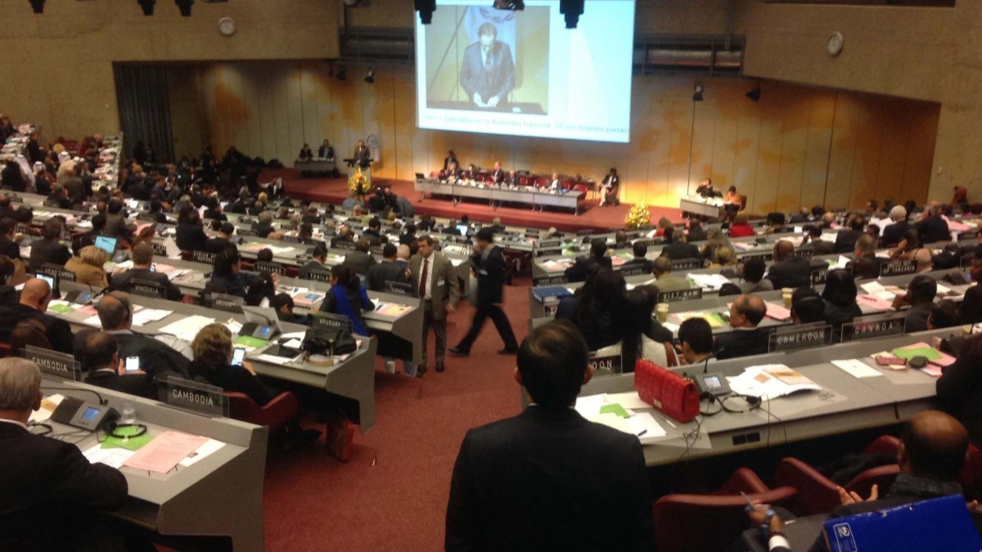 Unión Interparlamentaria pide el cese de la persecución y acoso contra la AN