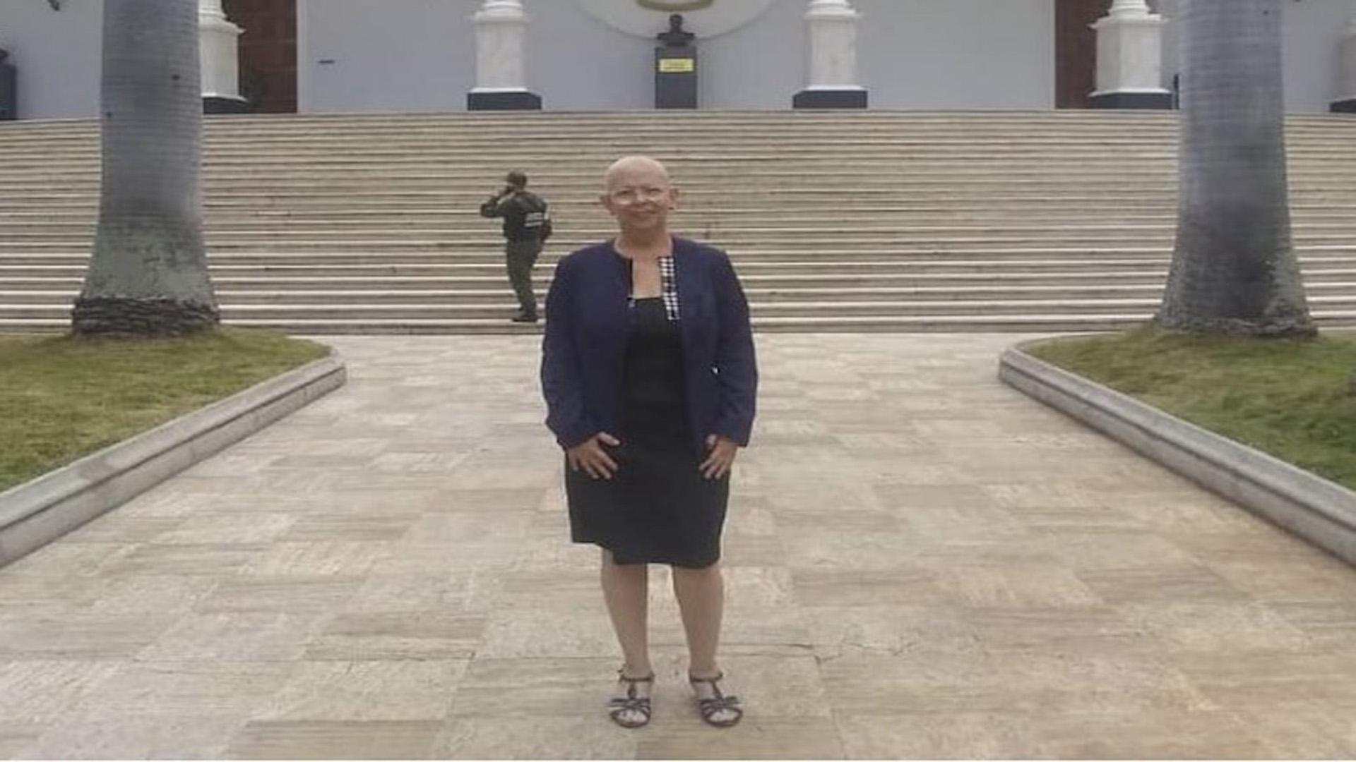 Fallece la diputada Addy Valero tras luchar contra el cáncer