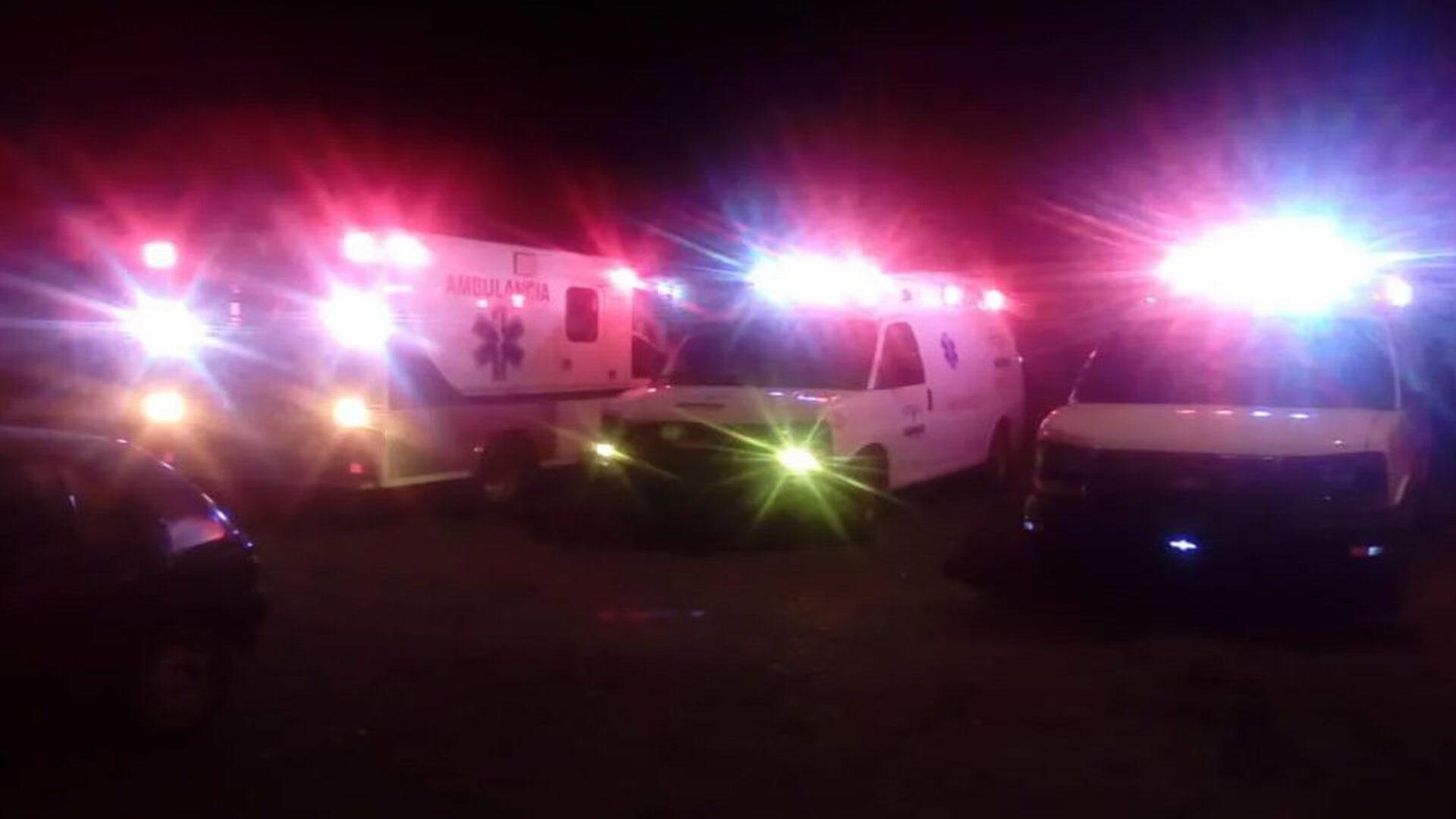 Al menos 10 personas fallecieron tras incendio en un cañaveral de Cagua, estado Aragua