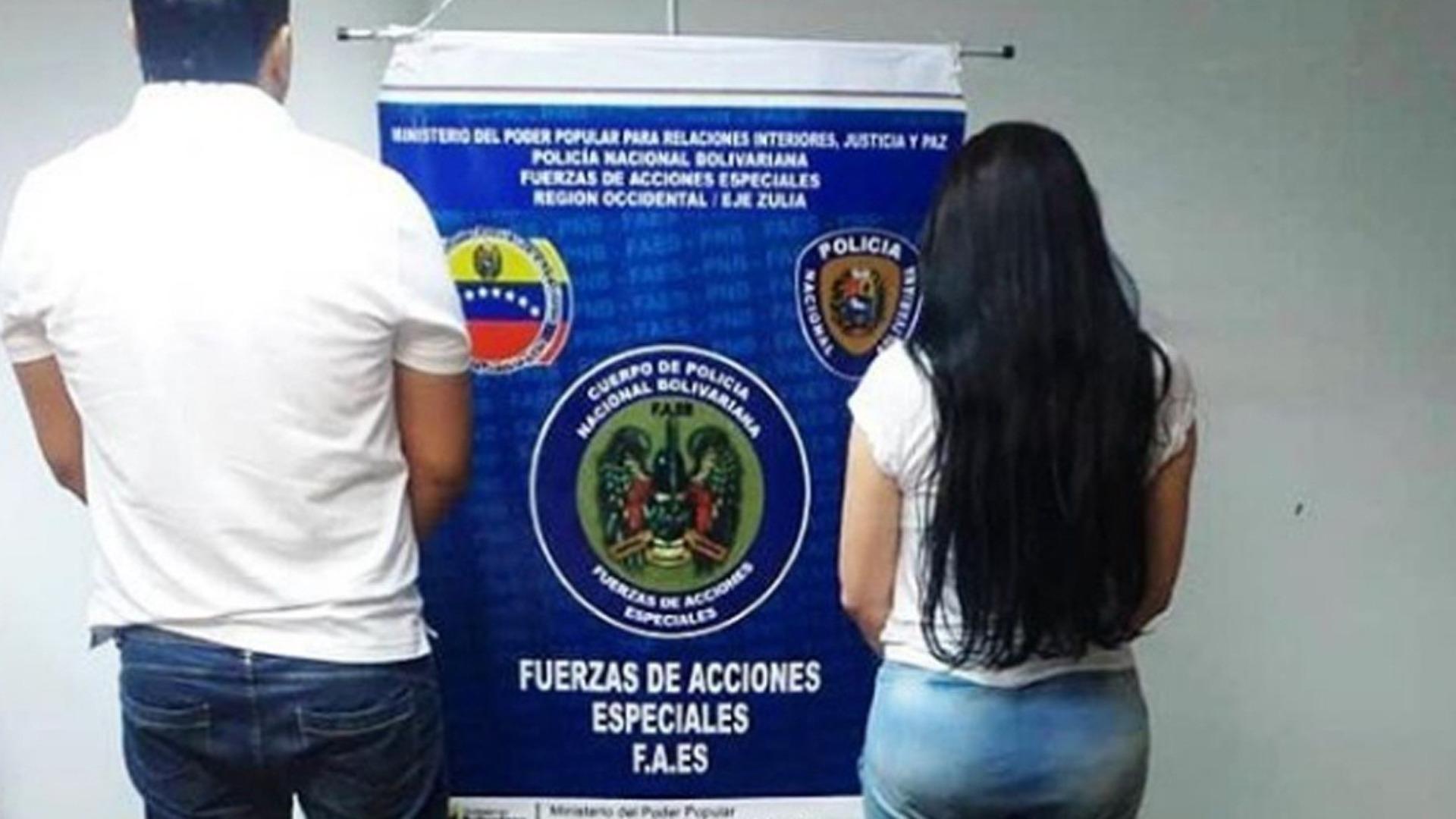 FAES detuvo a excongresista colombiana prófuga en Maracaibo