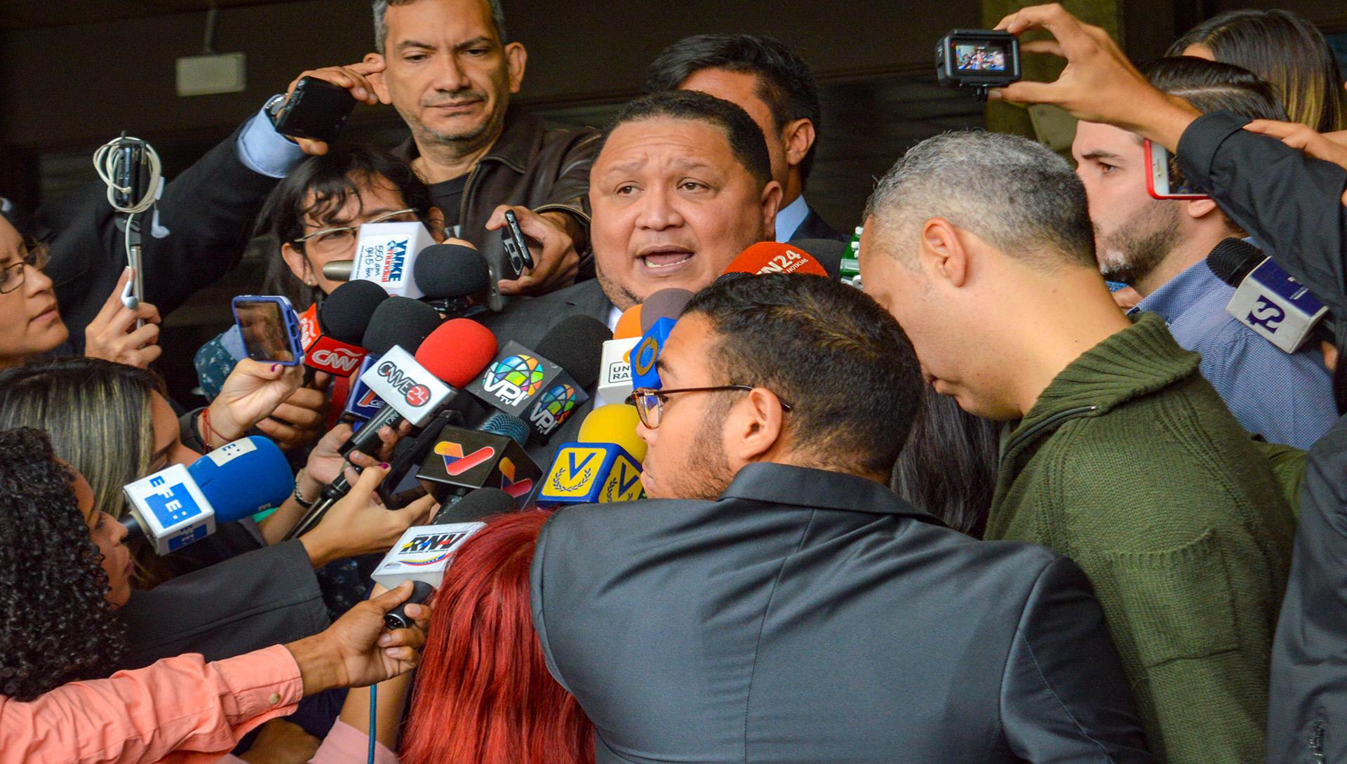 José Brito, Conrado Pérez y Luis Parra empiezan la pelea por la directiva de Primero Justicia
