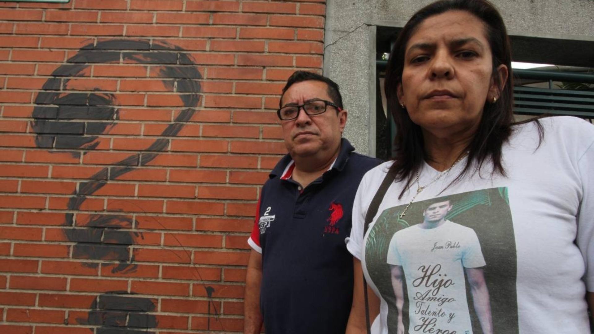 A cuatro años del asesinato de Juan Pablo Pernalete, sus padres siguen esperando justicia