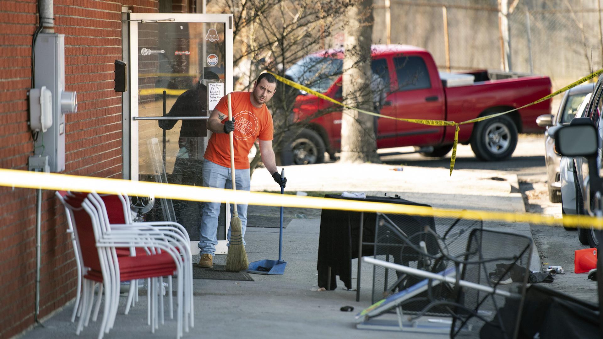 Dos muertos y 7 heridos durante balacera en Carolina del Sur