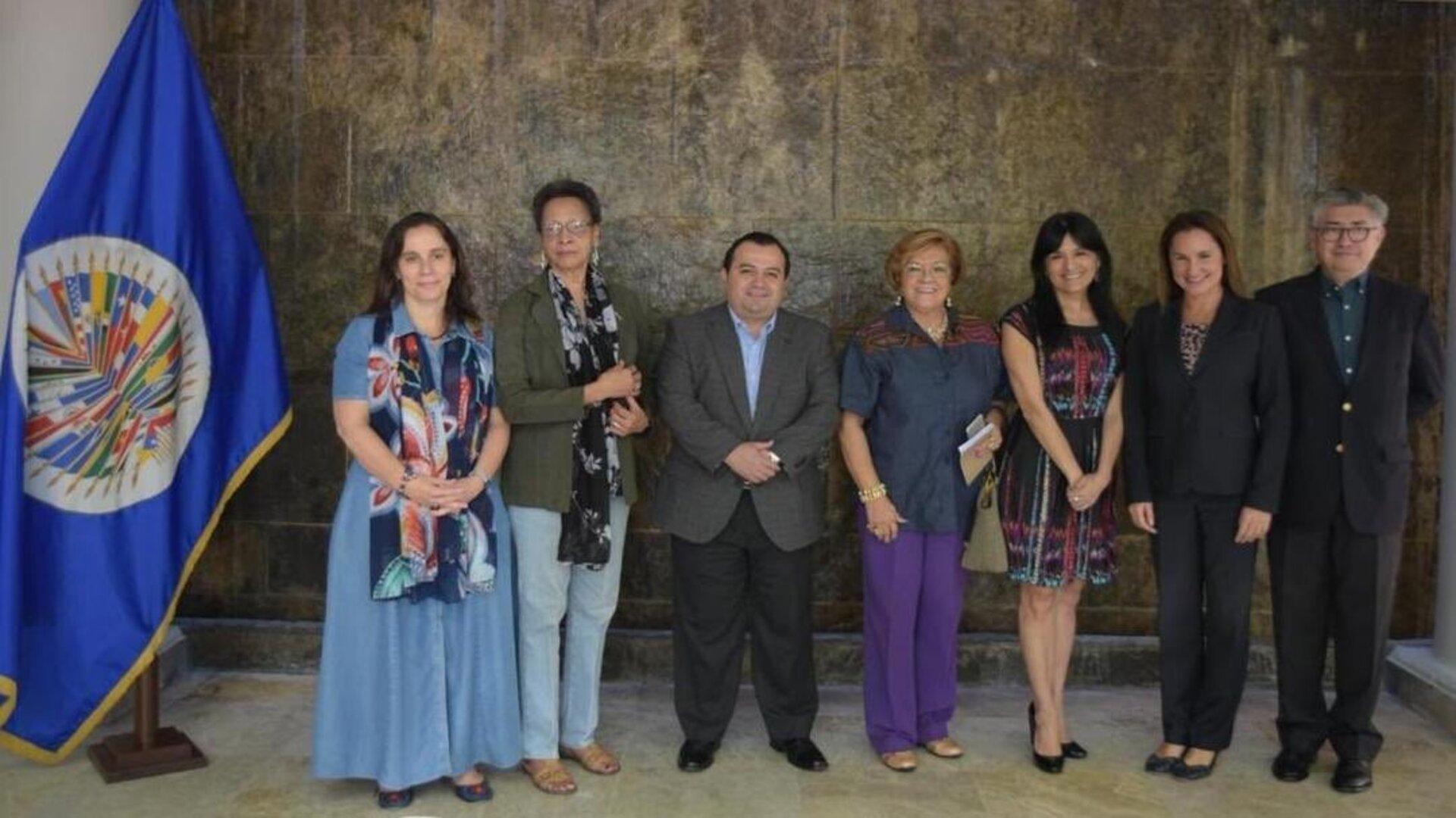 Comisionado de Derechos Humanos ratifica visita de delegación de la CIDH