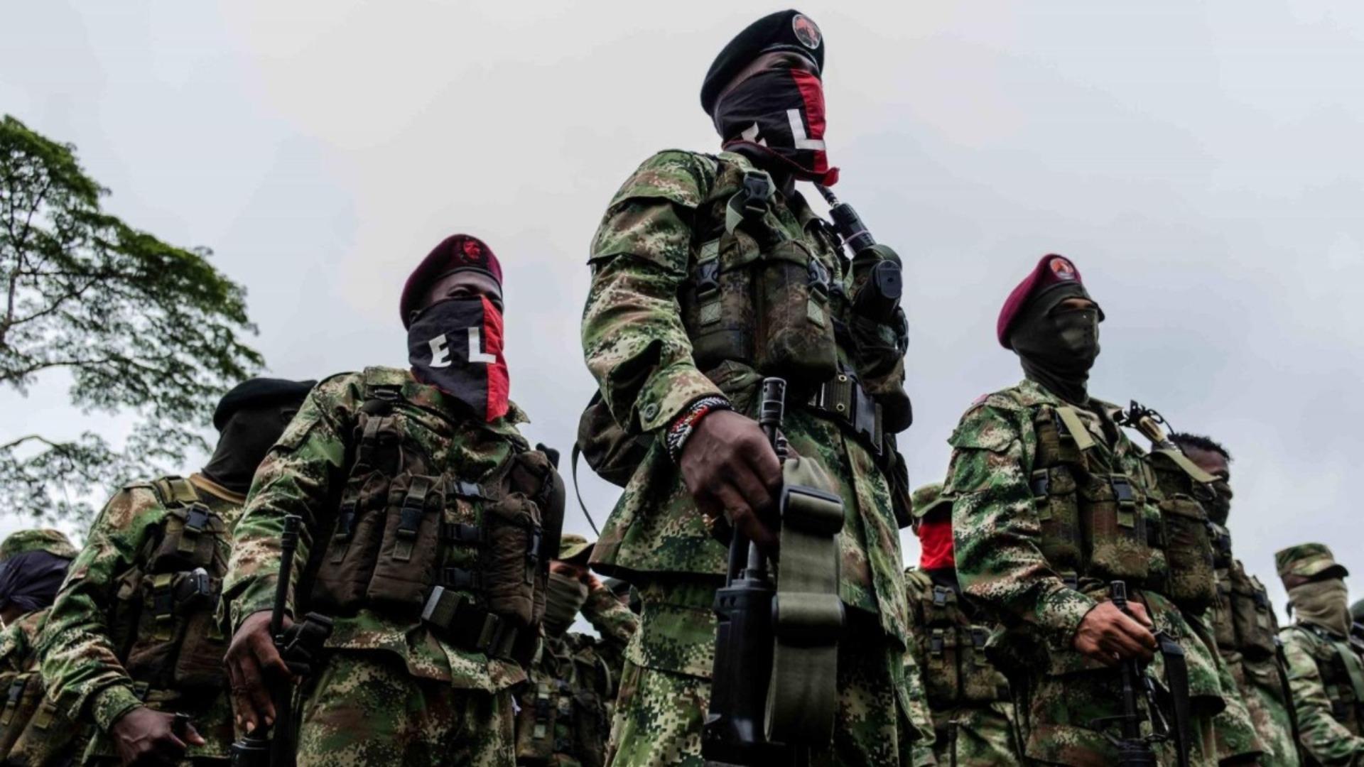 Colombia prepara ofensiva ante paro armado de ELN