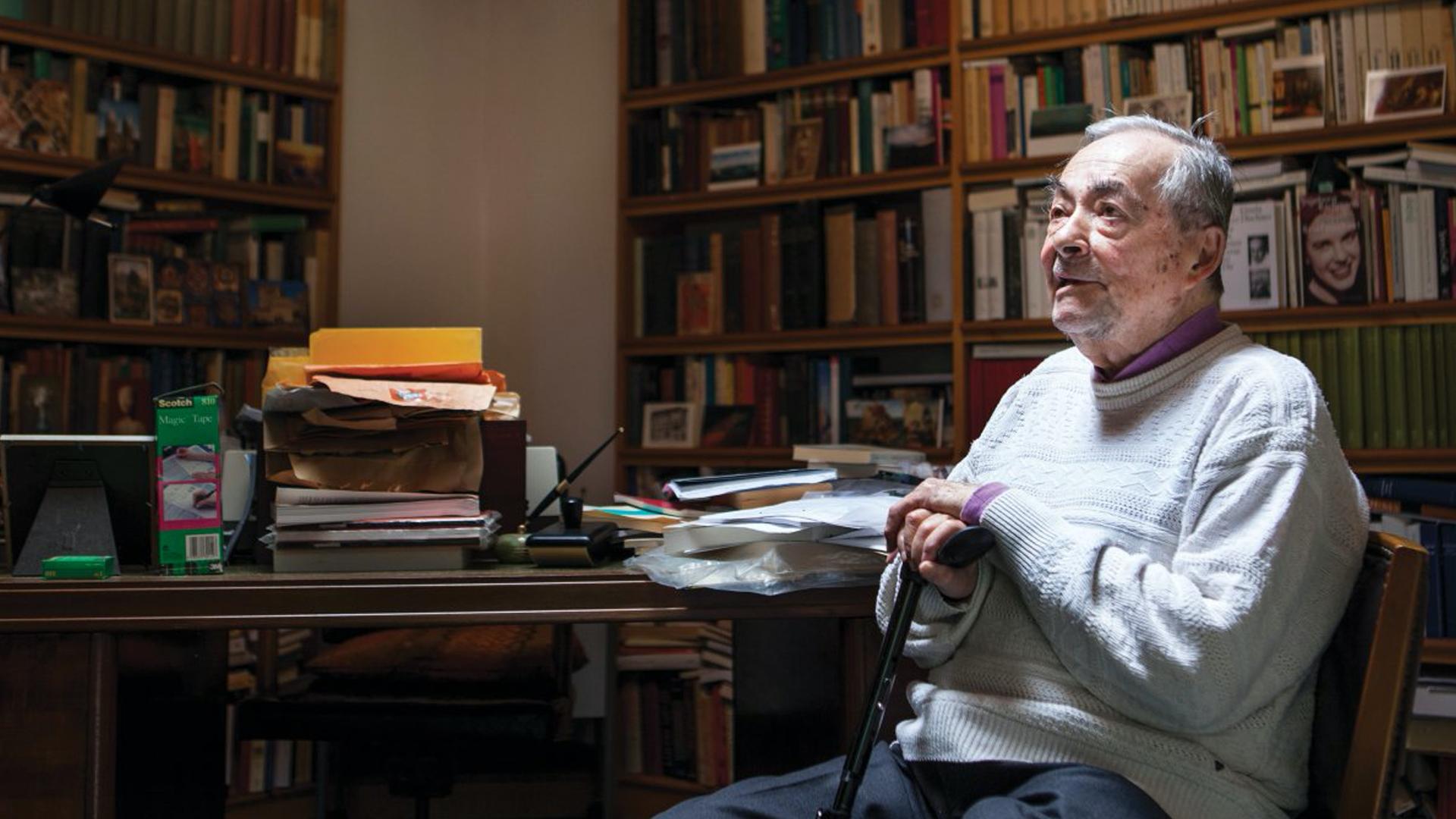George Steiner, hijo de Europa. Por Diego Arroyo Gil